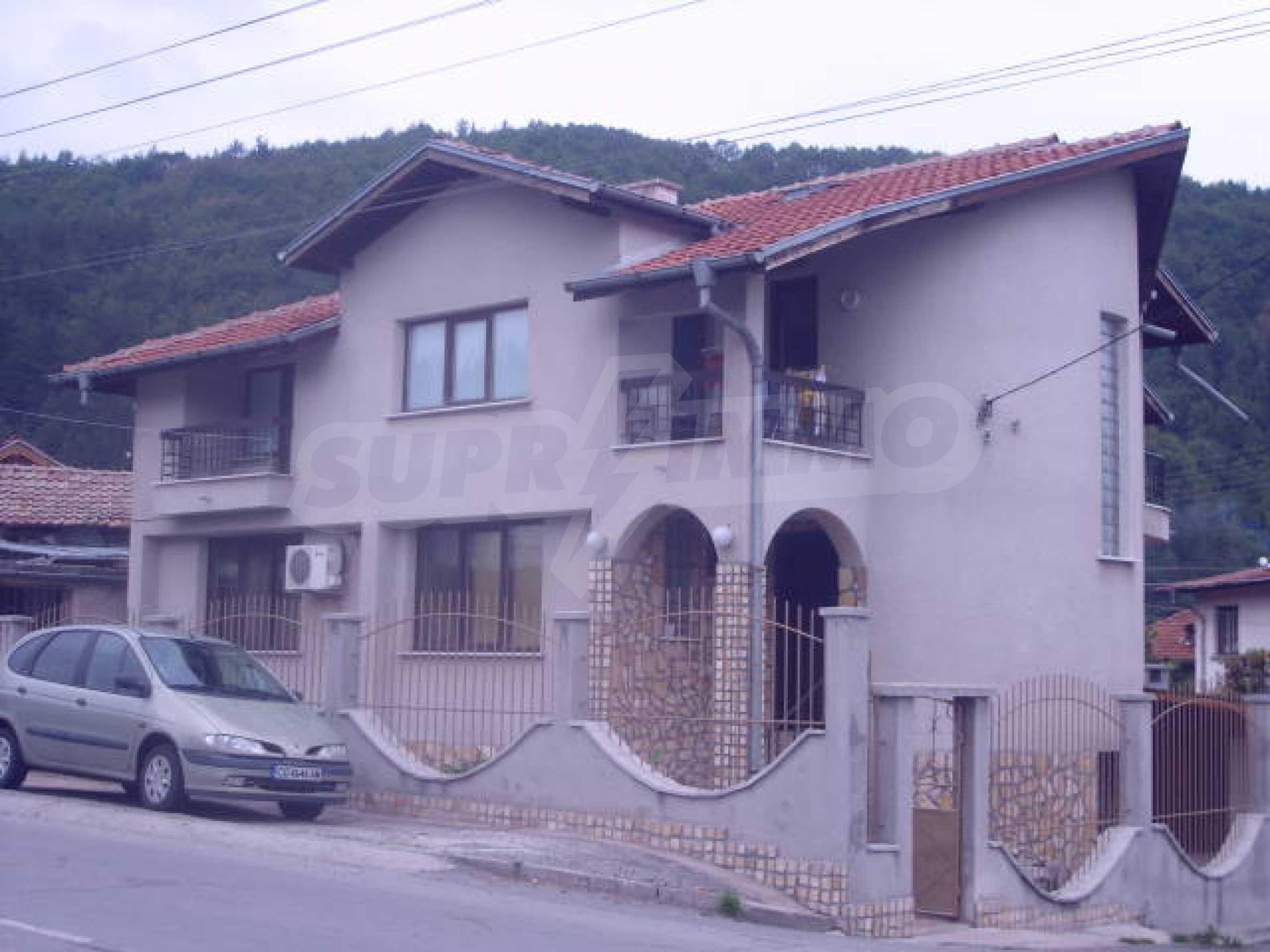 Новый дом рядом с курортом Боровец 1
