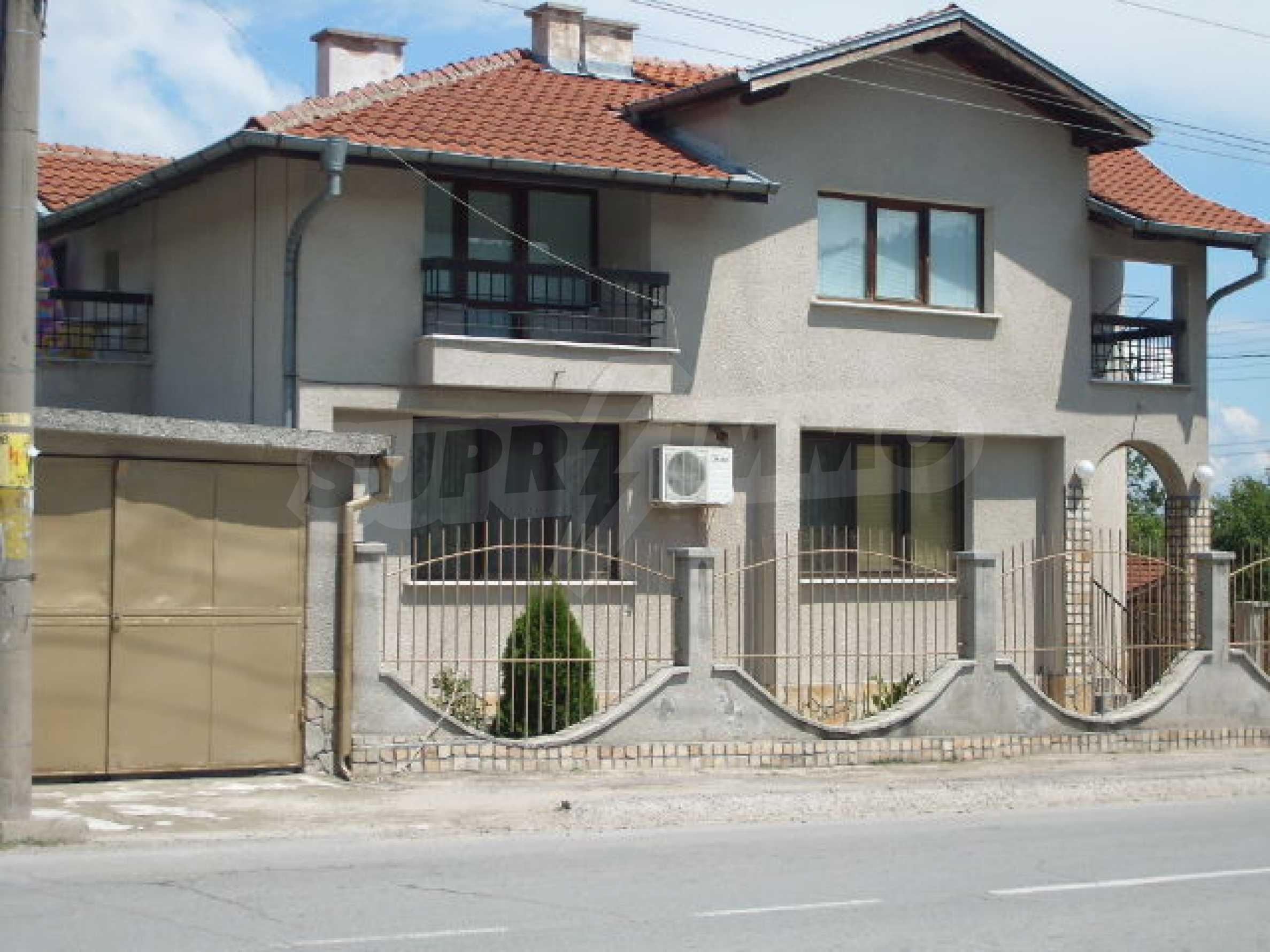 Новый дом рядом с курортом Боровец 4