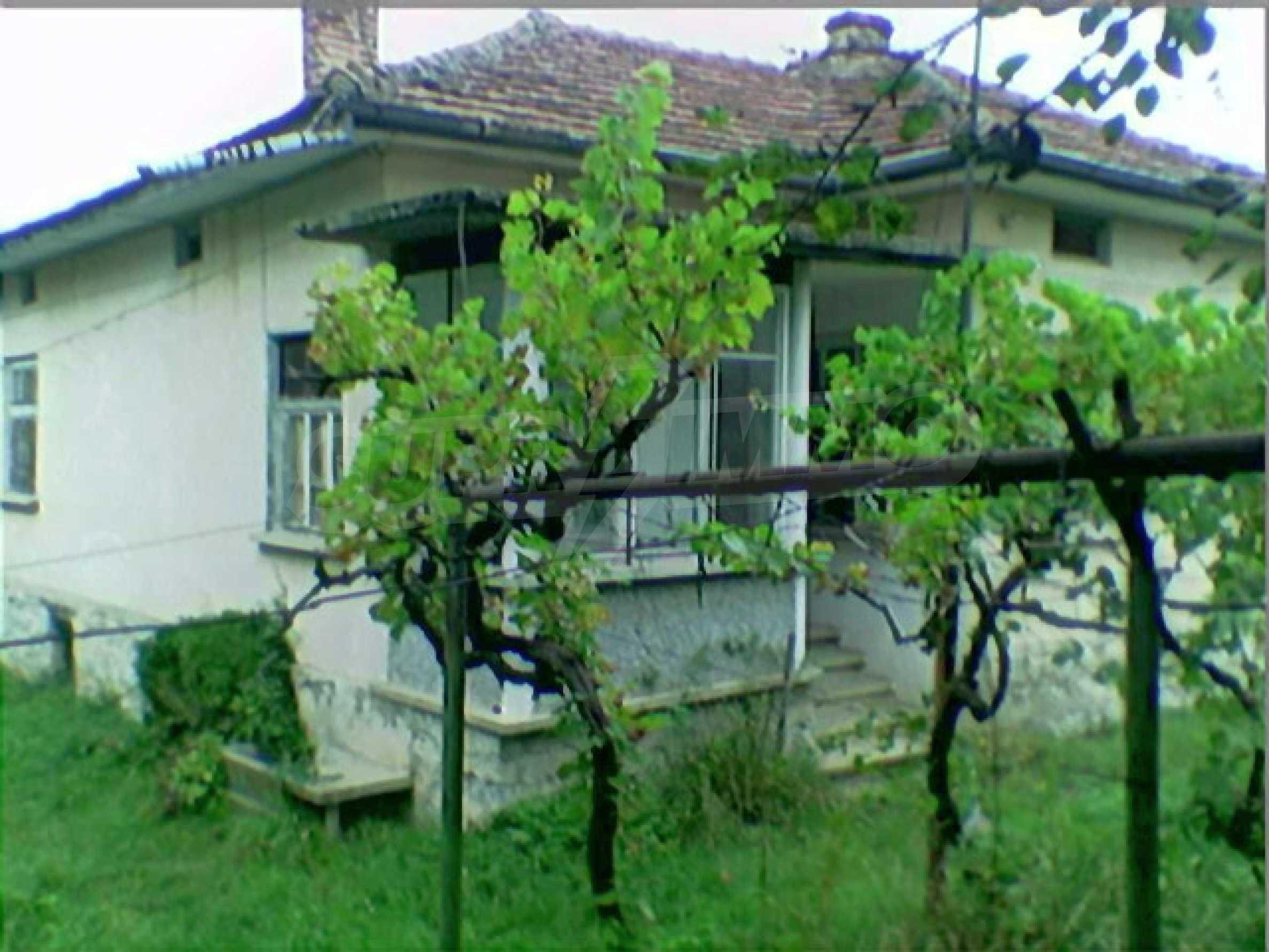 Къща близо до Видин