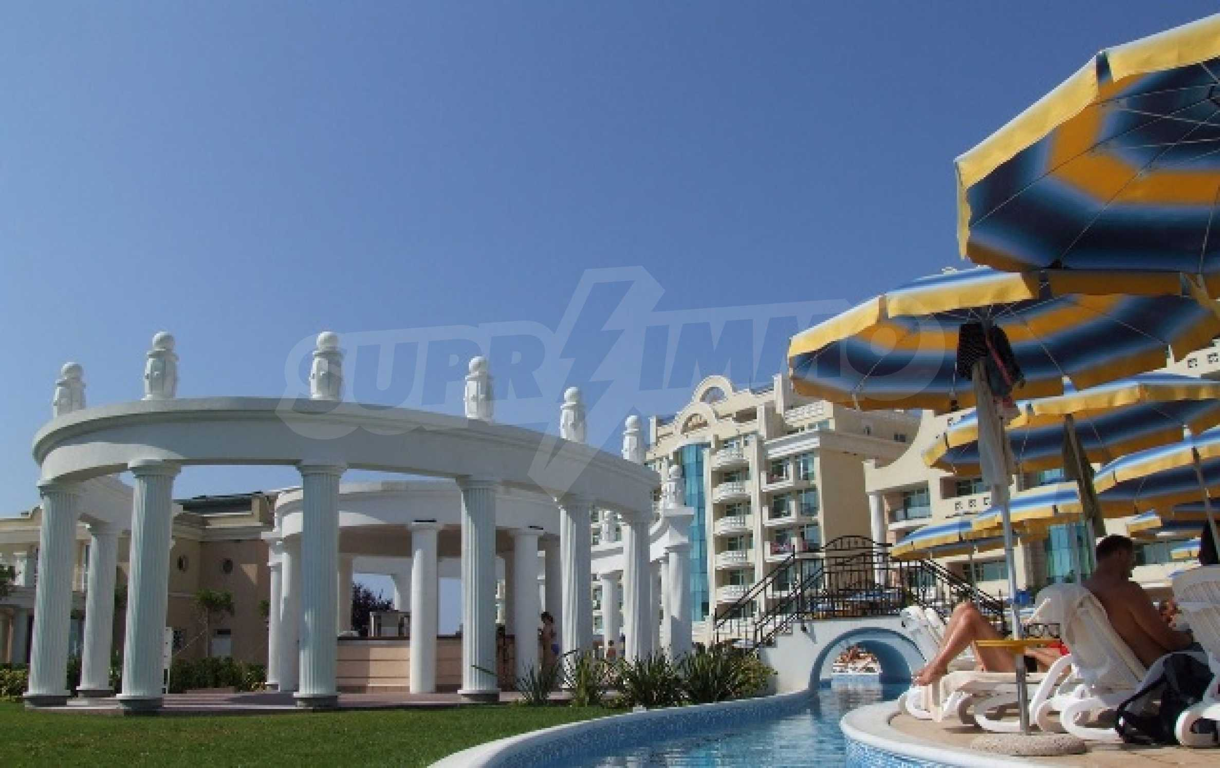 Two-bedroom apartment in Sunset Resort in Pomorie 11