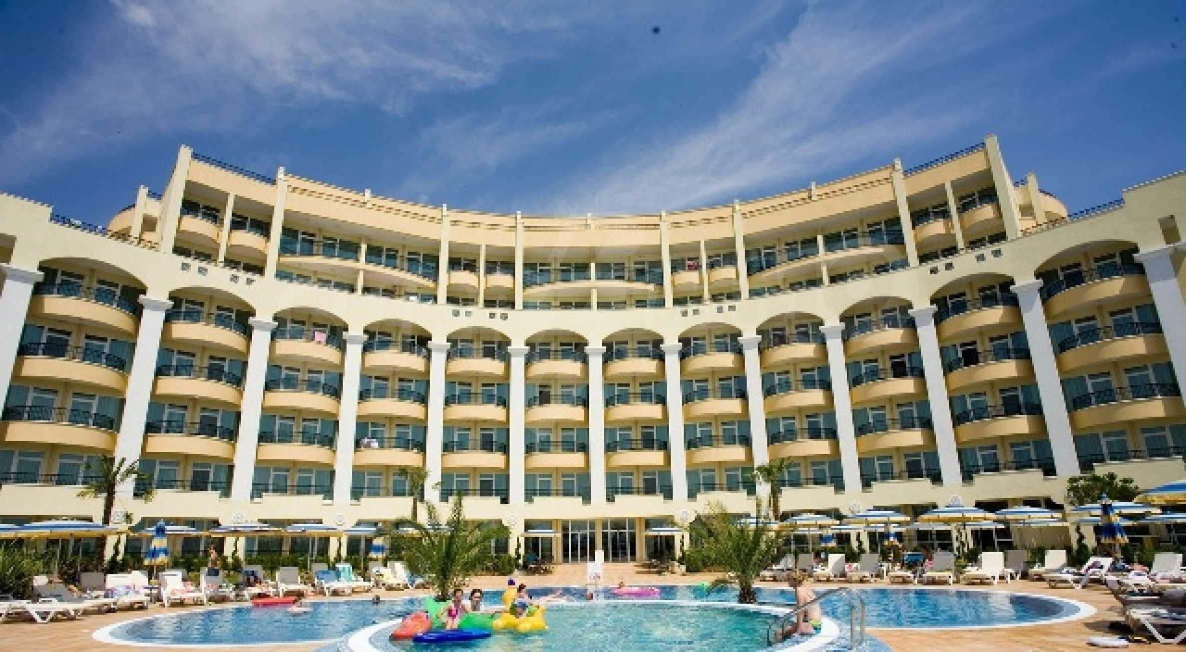 """Zwei-Zimmer-Wohnung in """"Sunset Resort"""" 12"""
