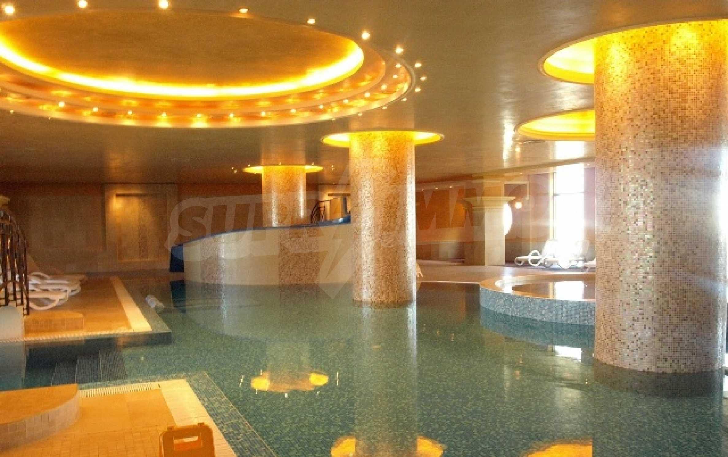 """Zwei-Zimmer-Wohnung in """"Sunset Resort"""" 17"""