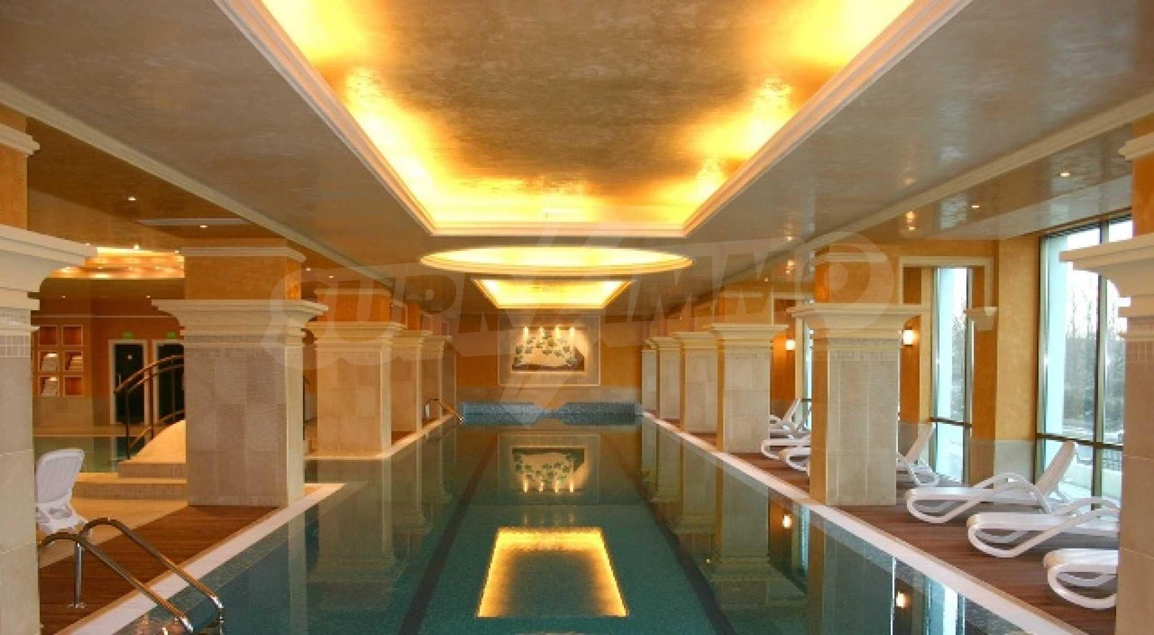 """Zwei-Zimmer-Wohnung in """"Sunset Resort"""" 18"""