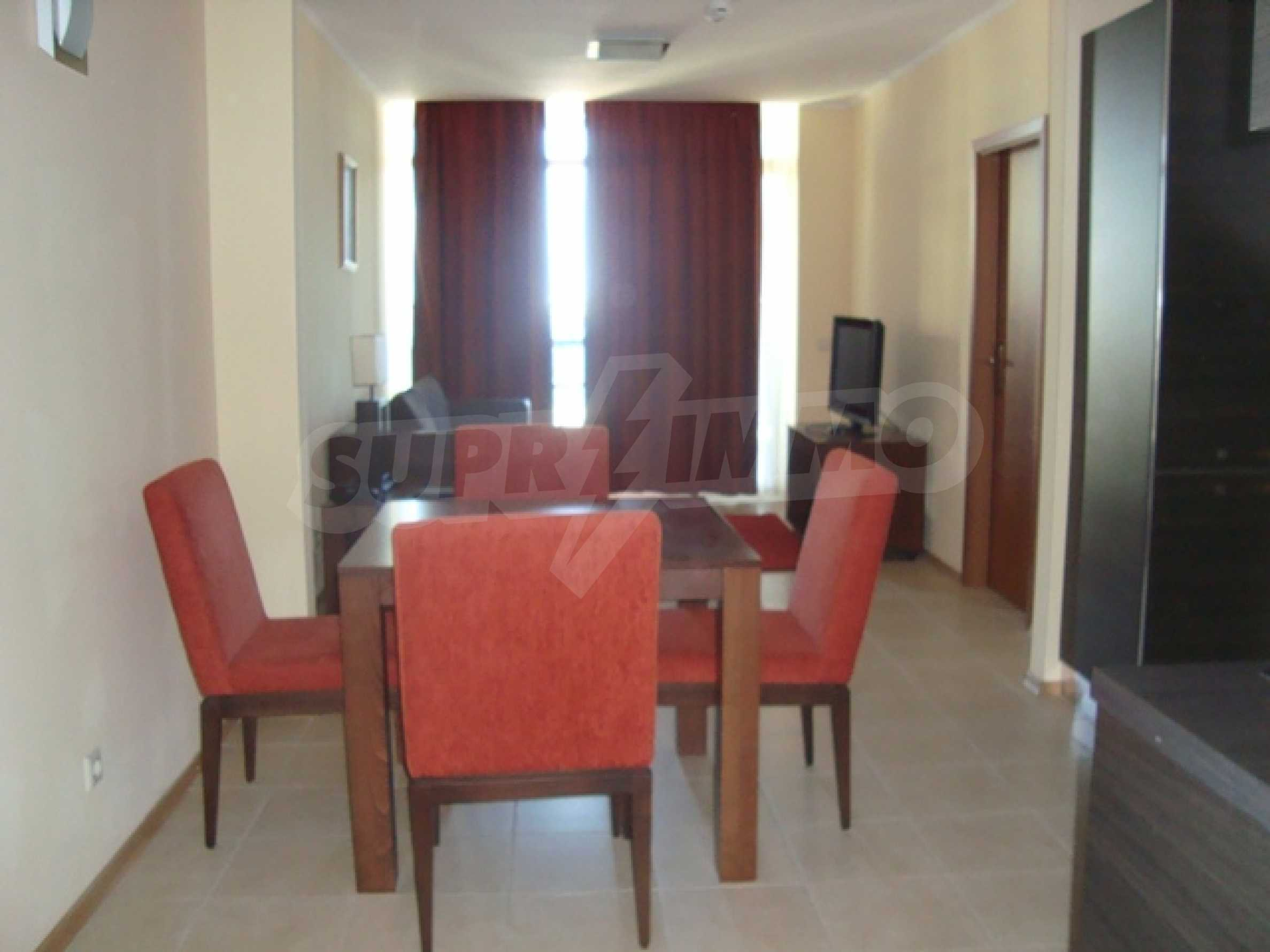 Тристаен апартамент в комплекс Сънсет Ризорт 20