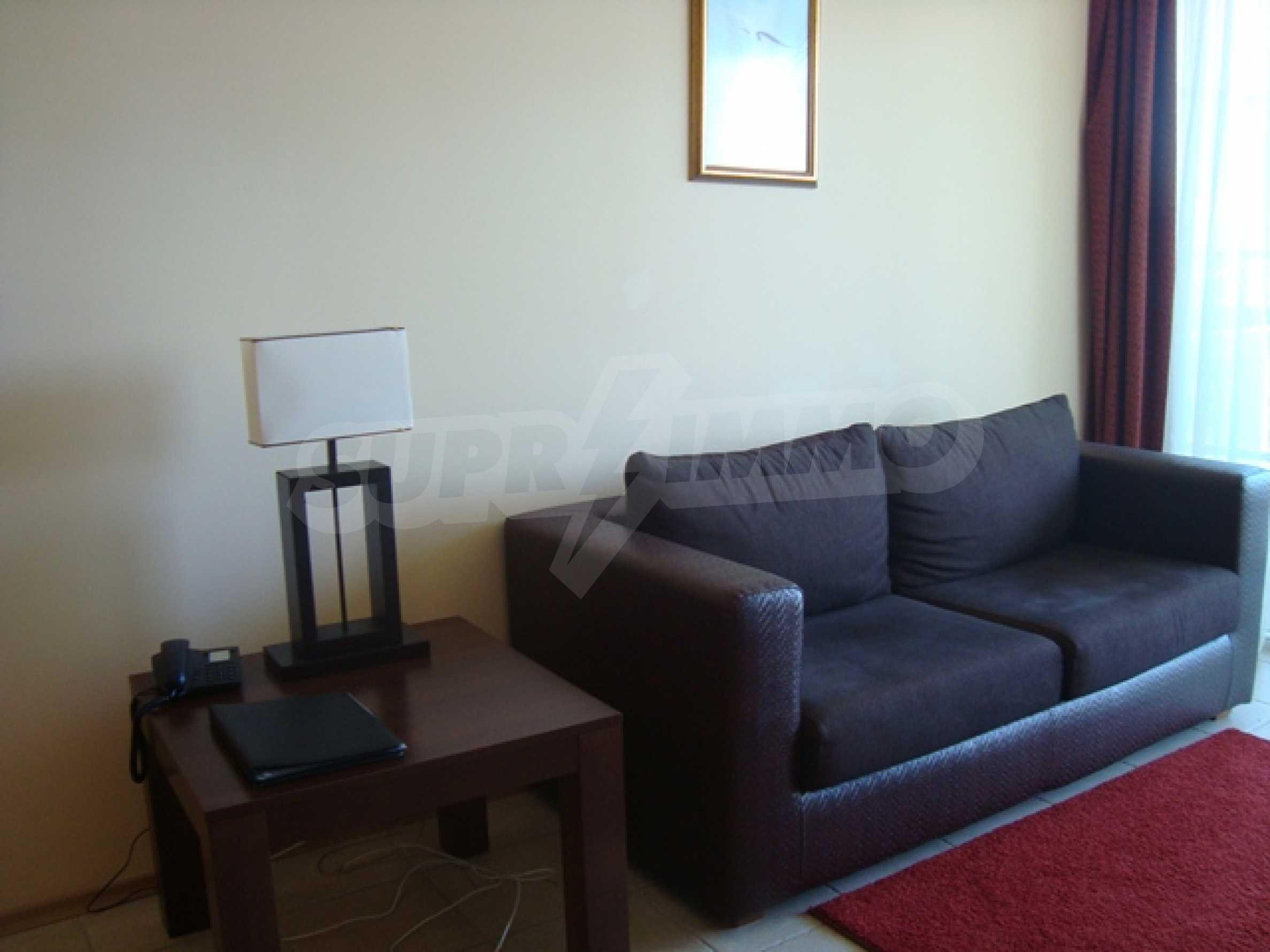 Тристаен апартамент в комплекс Сънсет Ризорт 23