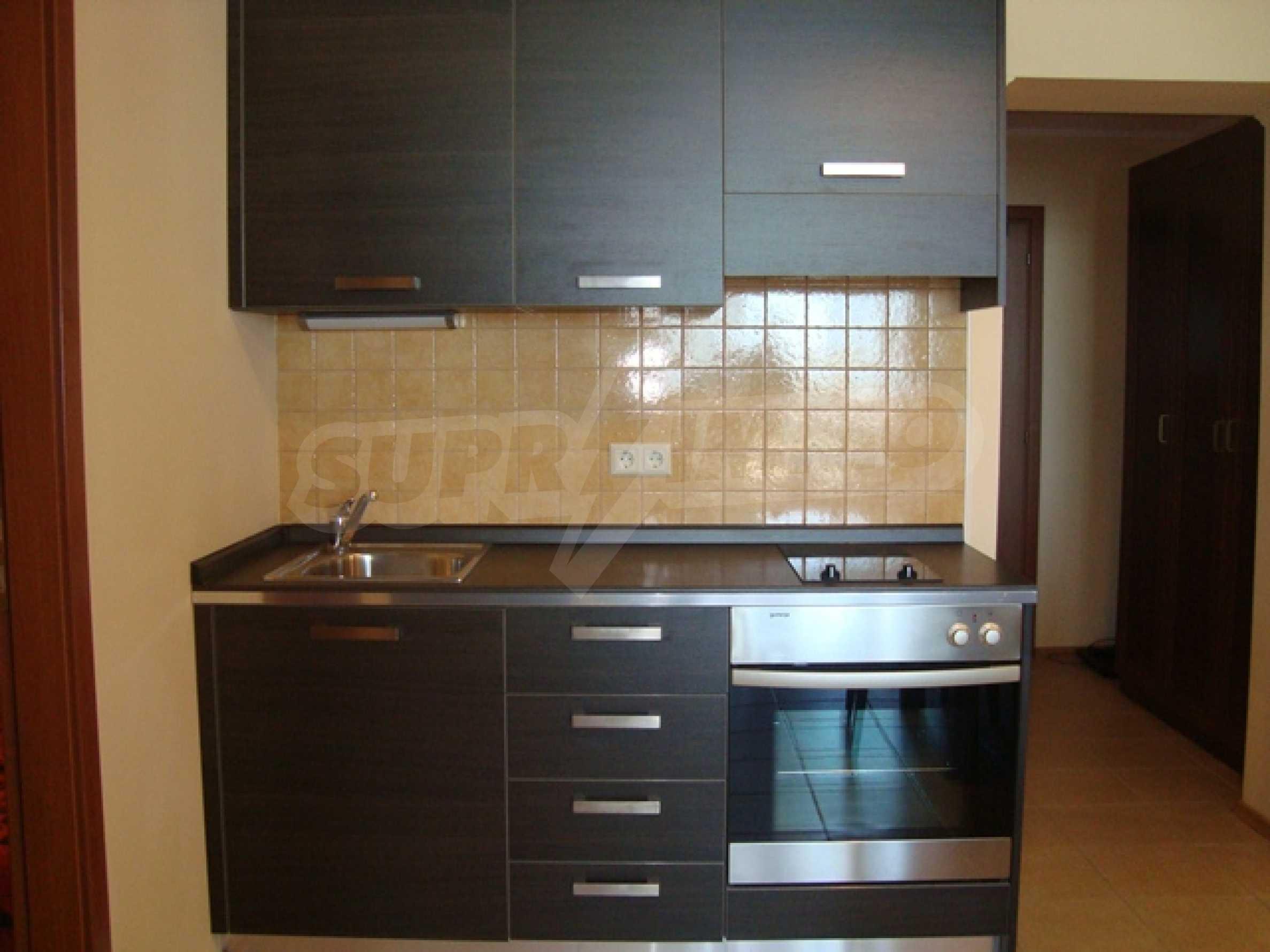 Тристаен апартамент в комплекс Сънсет Ризорт 26