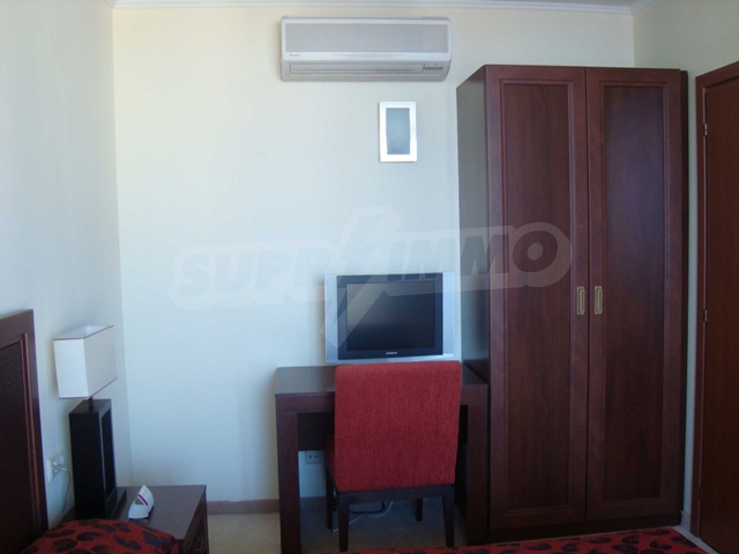 Two-bedroom apartment in Sunset Resort in Pomorie 29