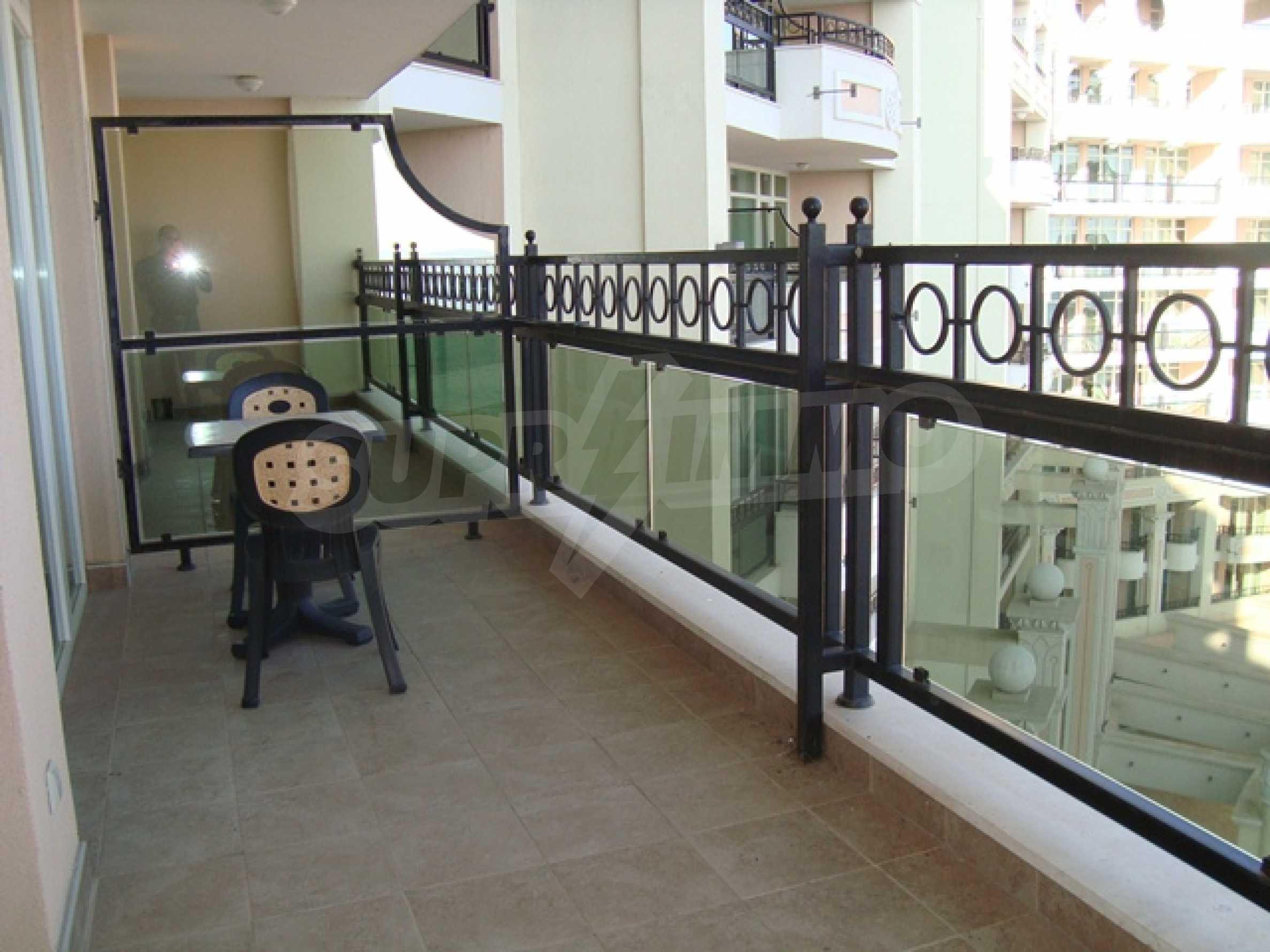 """Zwei-Zimmer-Wohnung in """"Sunset Resort"""" 35"""