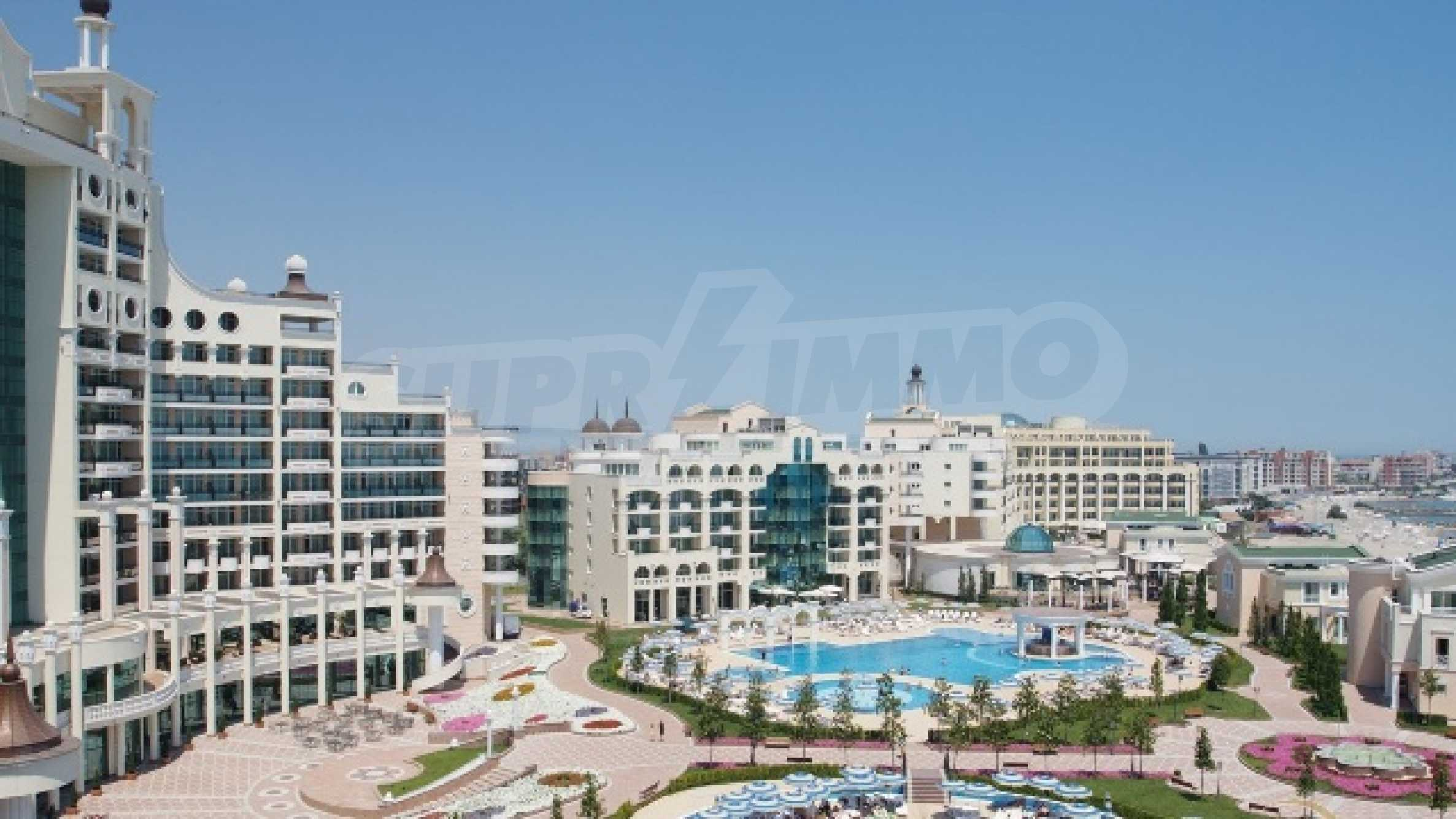 Two-bedroom apartment in Sunset Resort in Pomorie 7