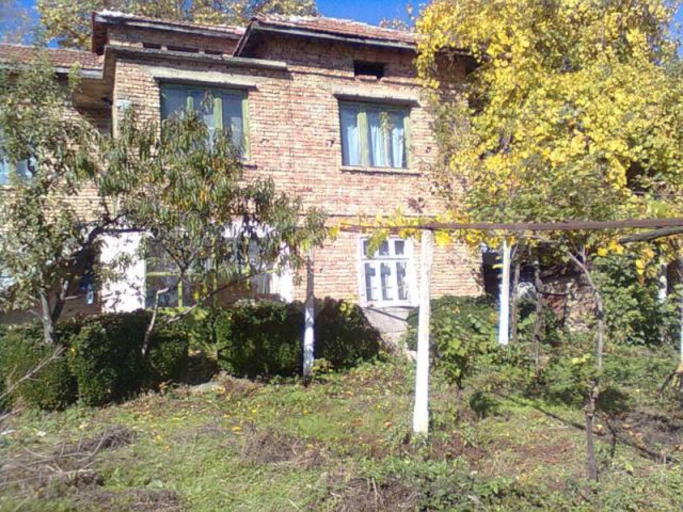 Дом вблизи г. Тырговище