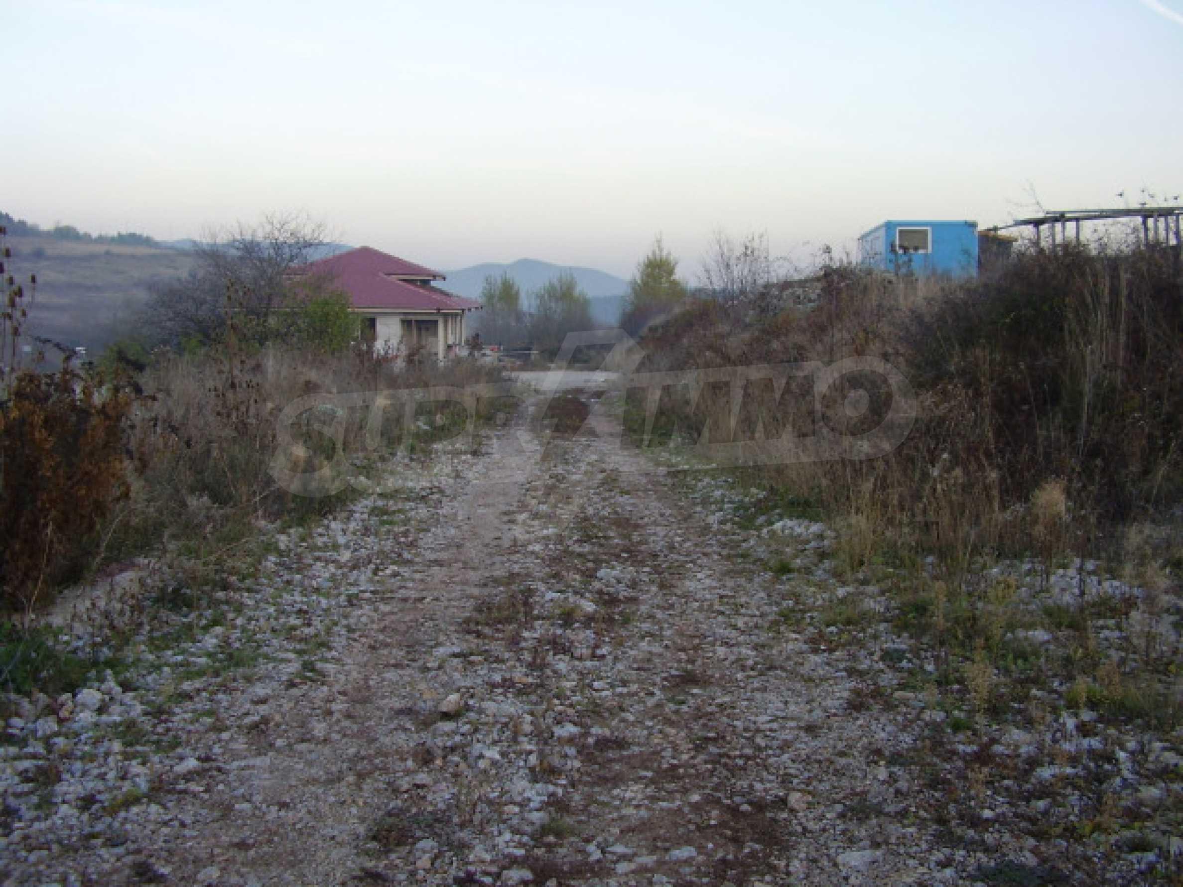 Grundstück in der Nähe von Sofia 6