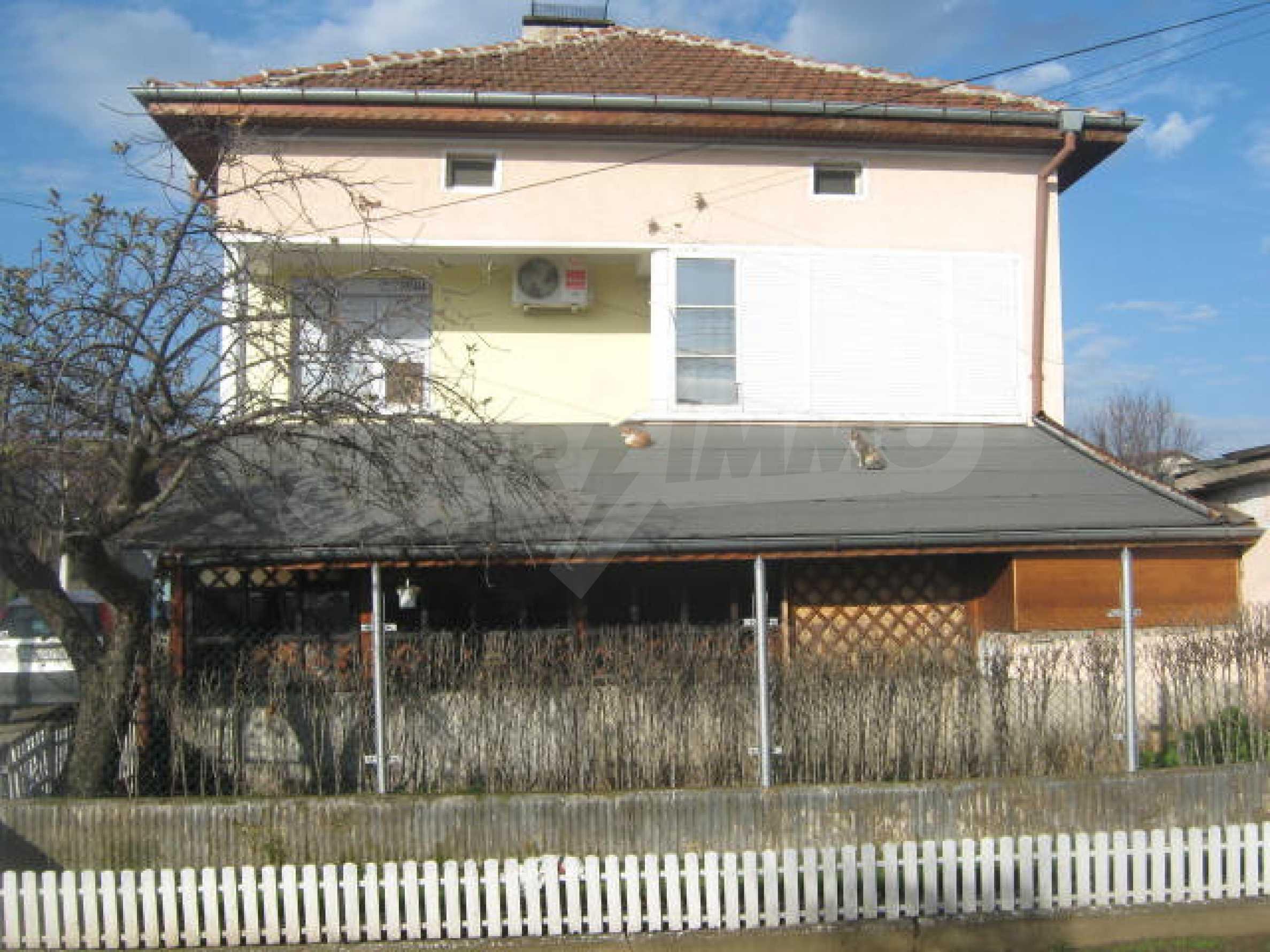 Хороший дом недалеко от Видина