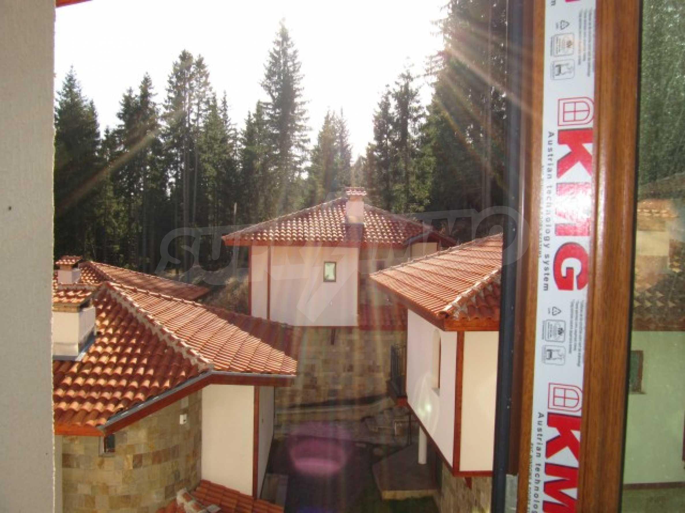 Студия на продажу в комплексе Forest Glade в Пампорово 11