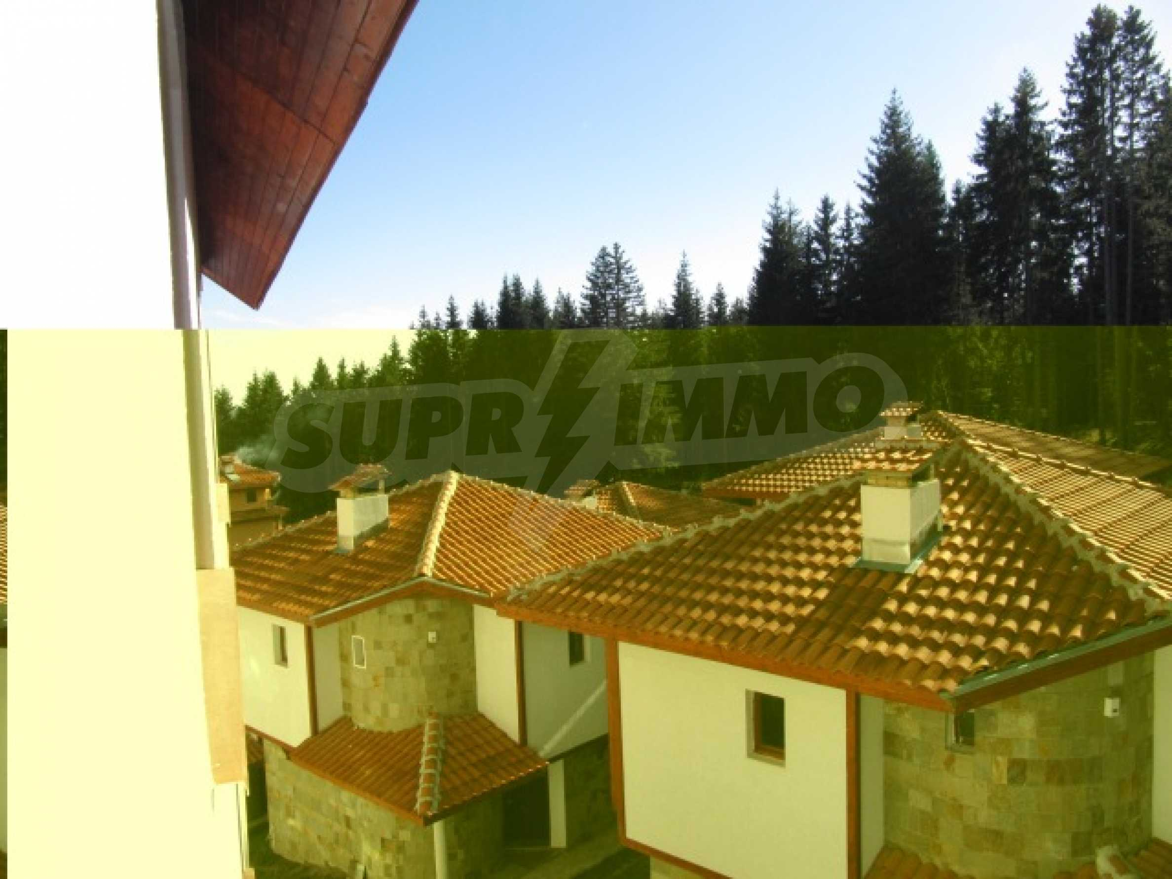 Studio for sale in Forest Glade complex in Pamporovo 13
