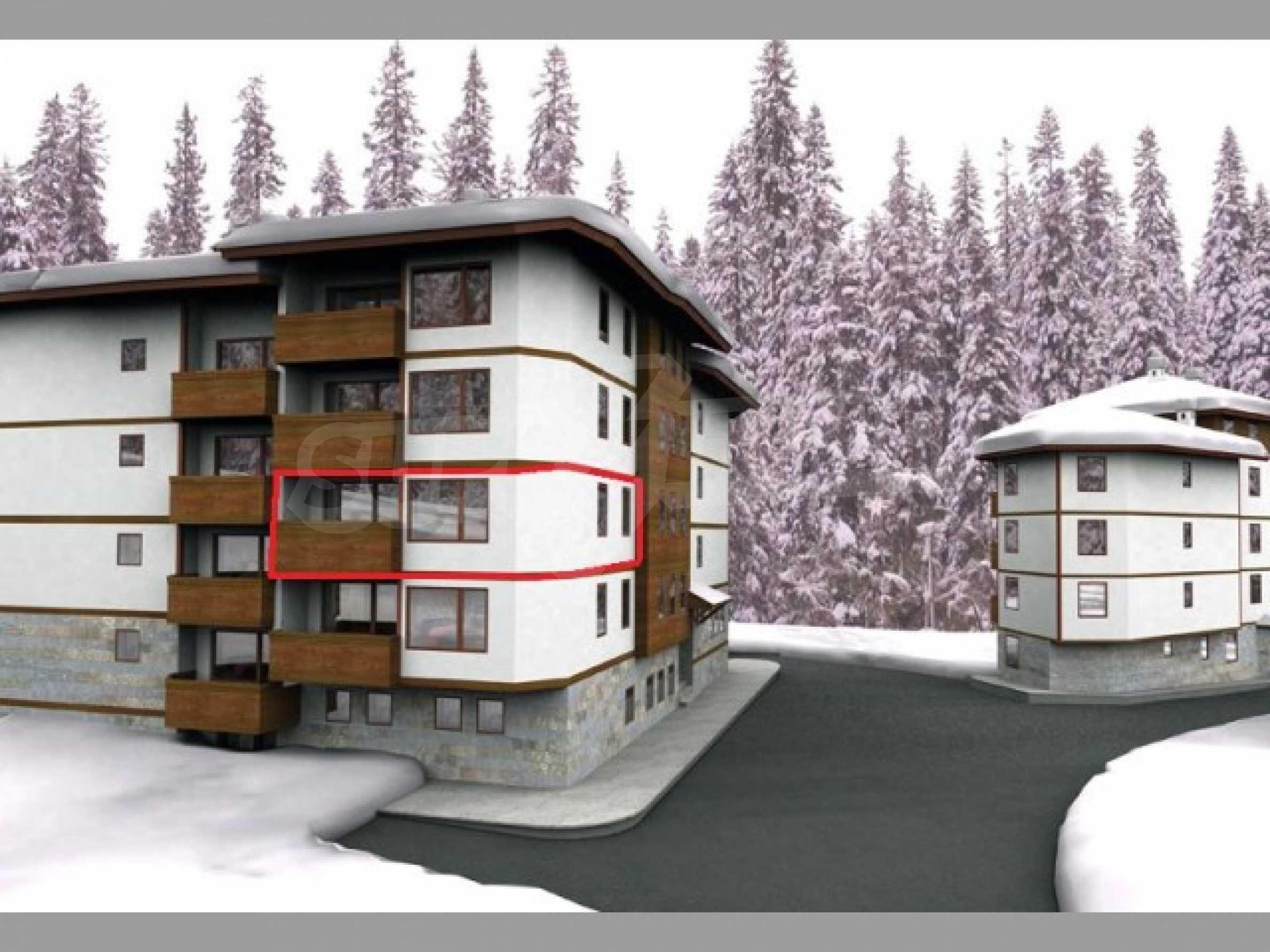 Apartment in Evrika complex 2