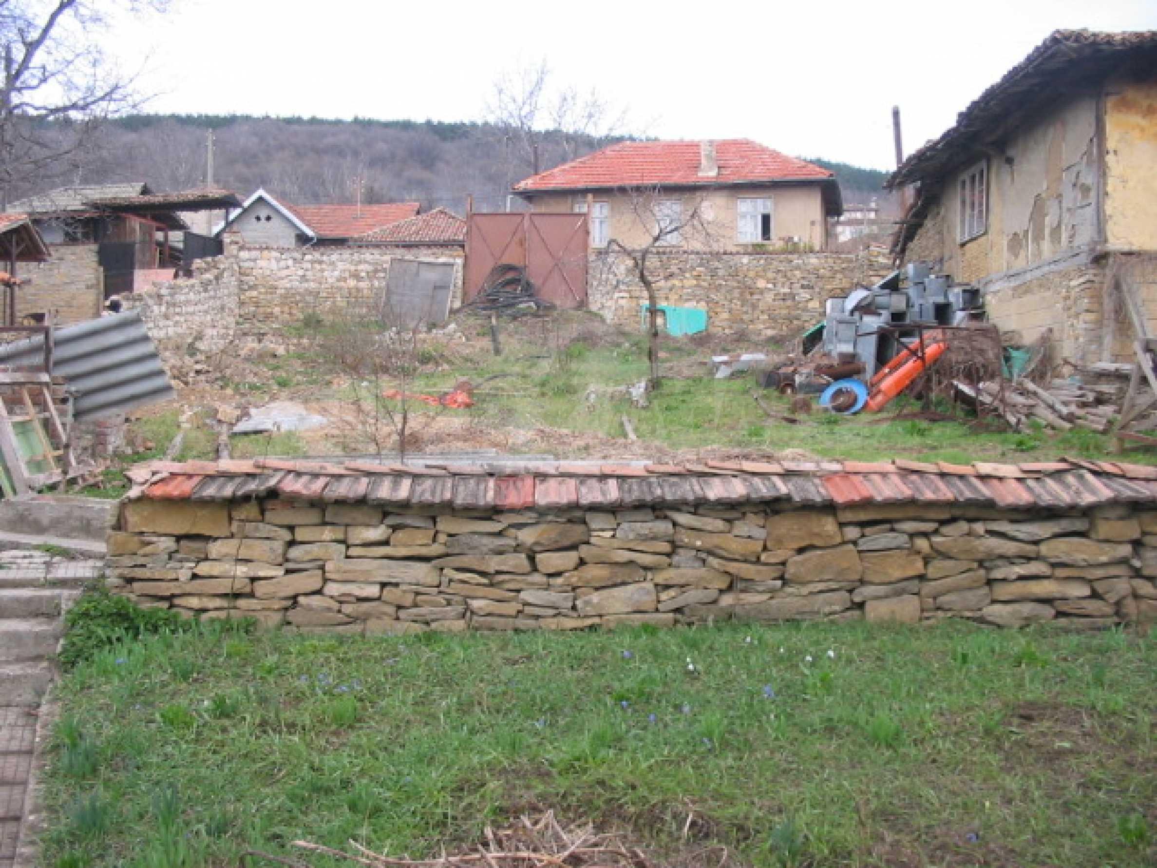 old village house 15