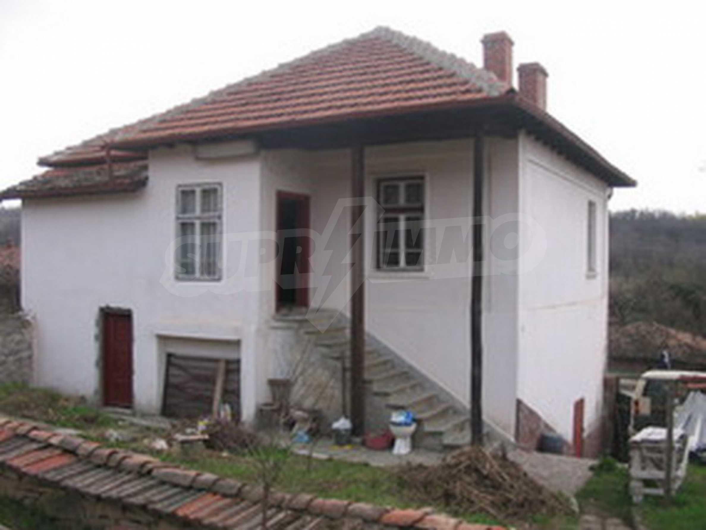 old village house 1