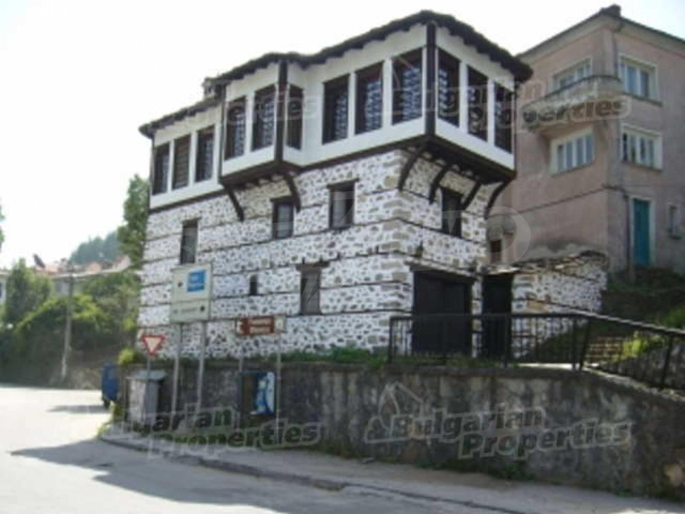 4-спальный дом в продаже около Пампорово