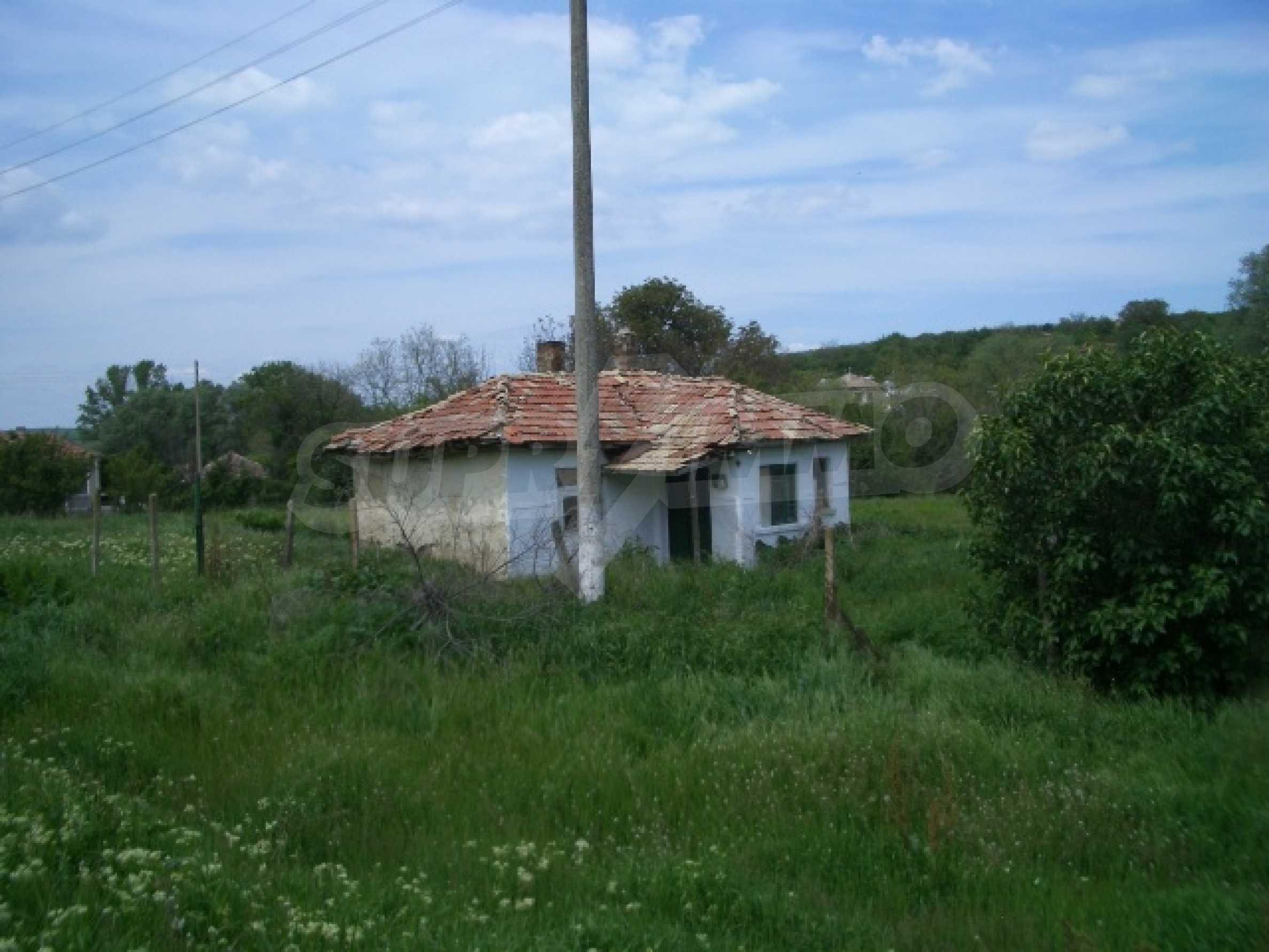 Дом в красивом тихом селе около г. Добрич и Варна 2