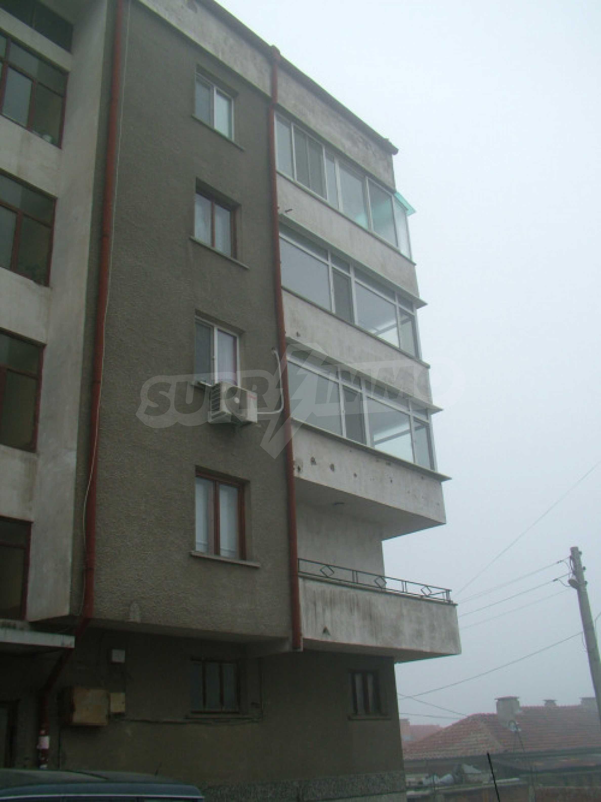 Четиристаен апартамент в гр.Хасково 17