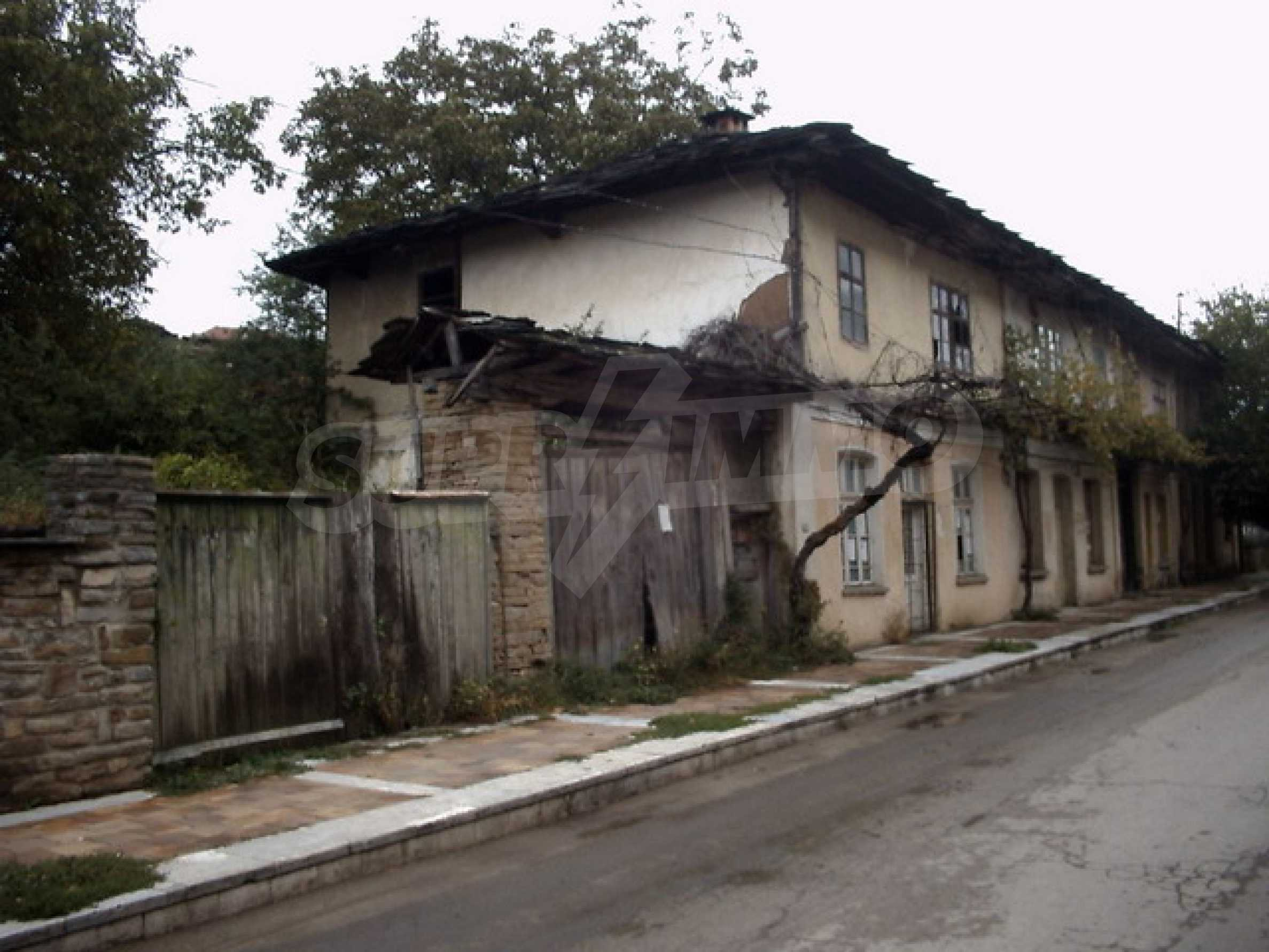 Традиционна къща 1