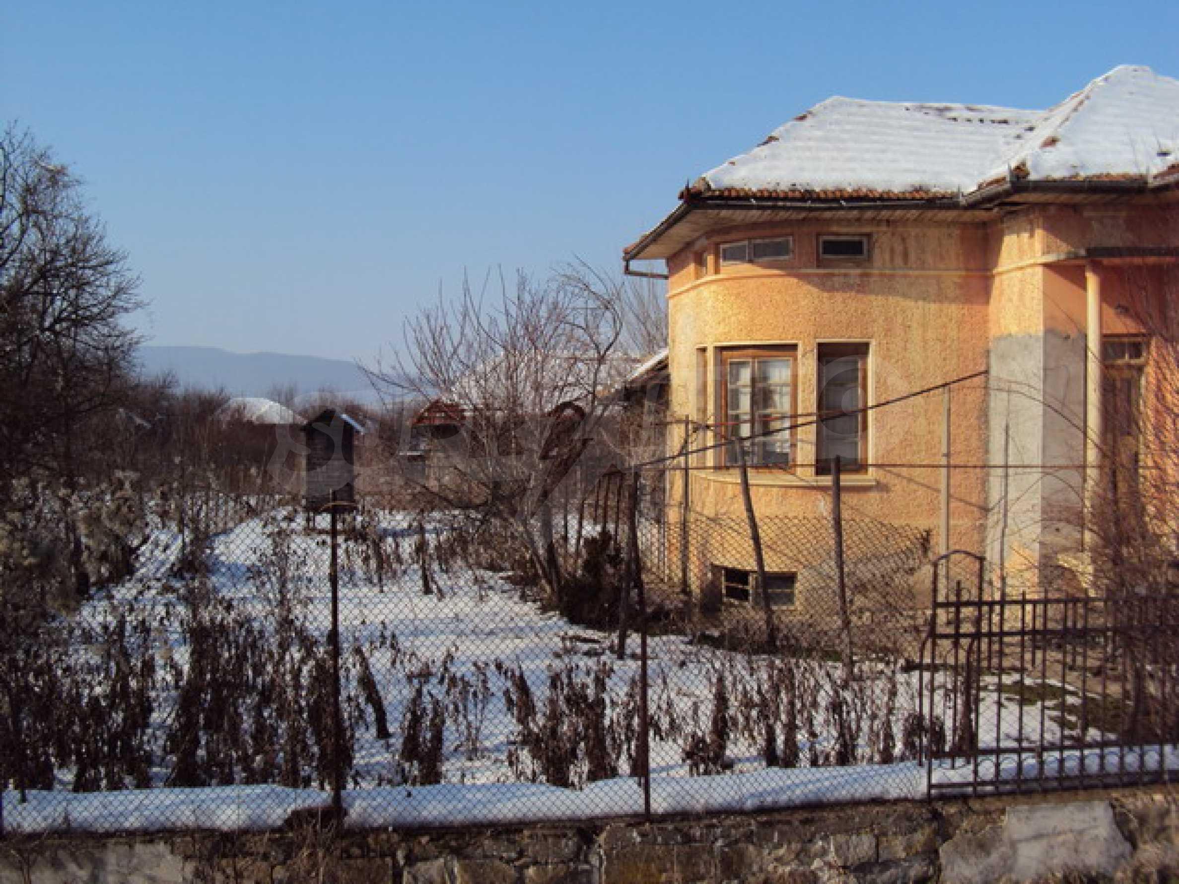 Village house near river 3