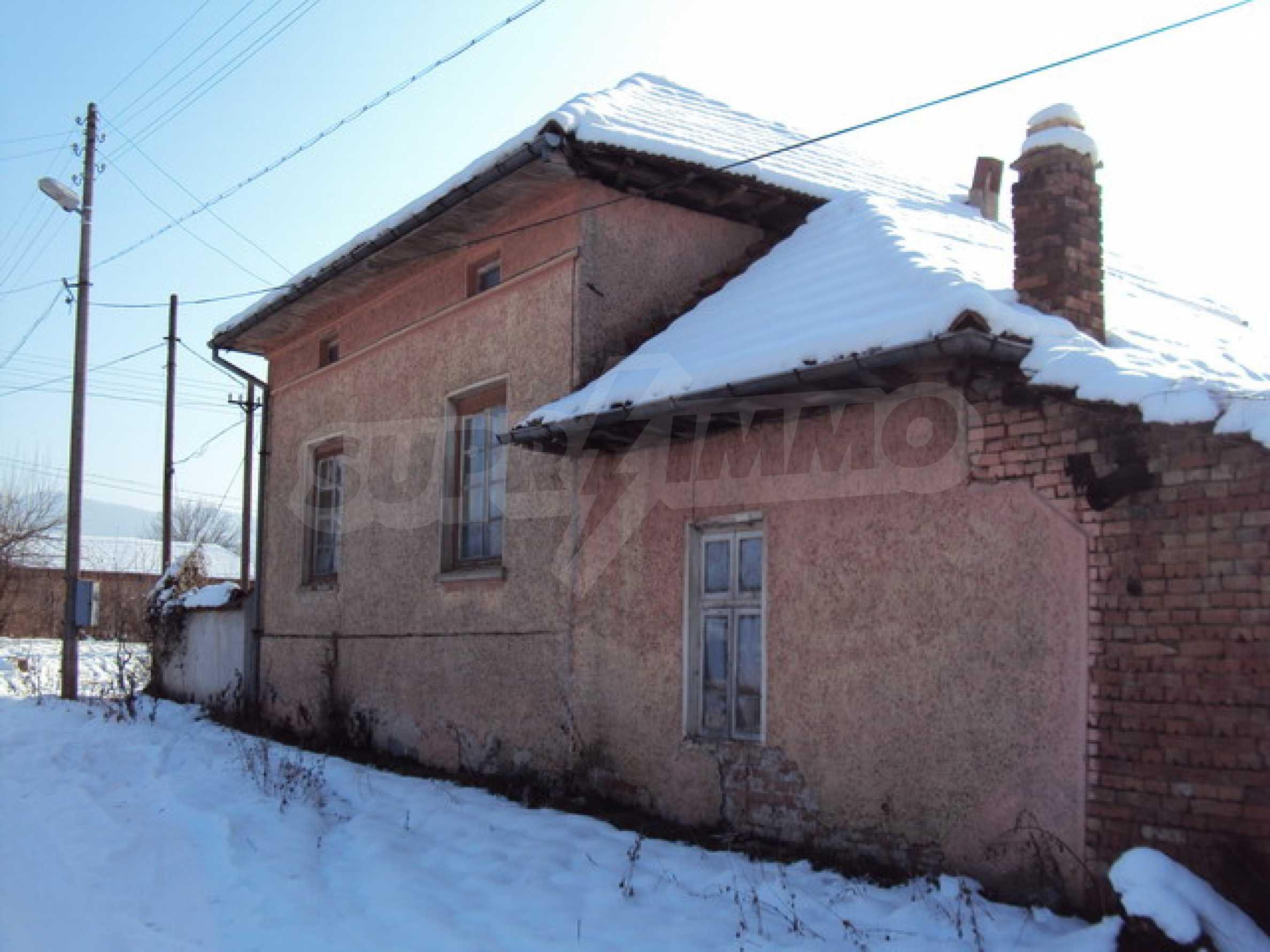 Village house near river 4