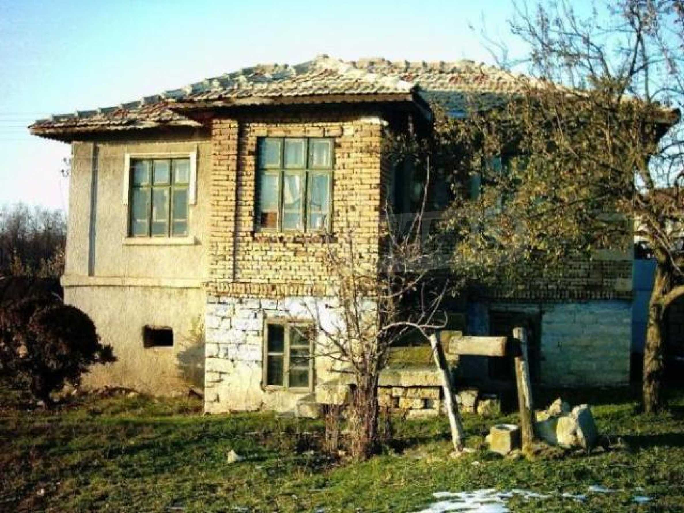 Traditional Bulgarian house in the village of Momchilovo 2