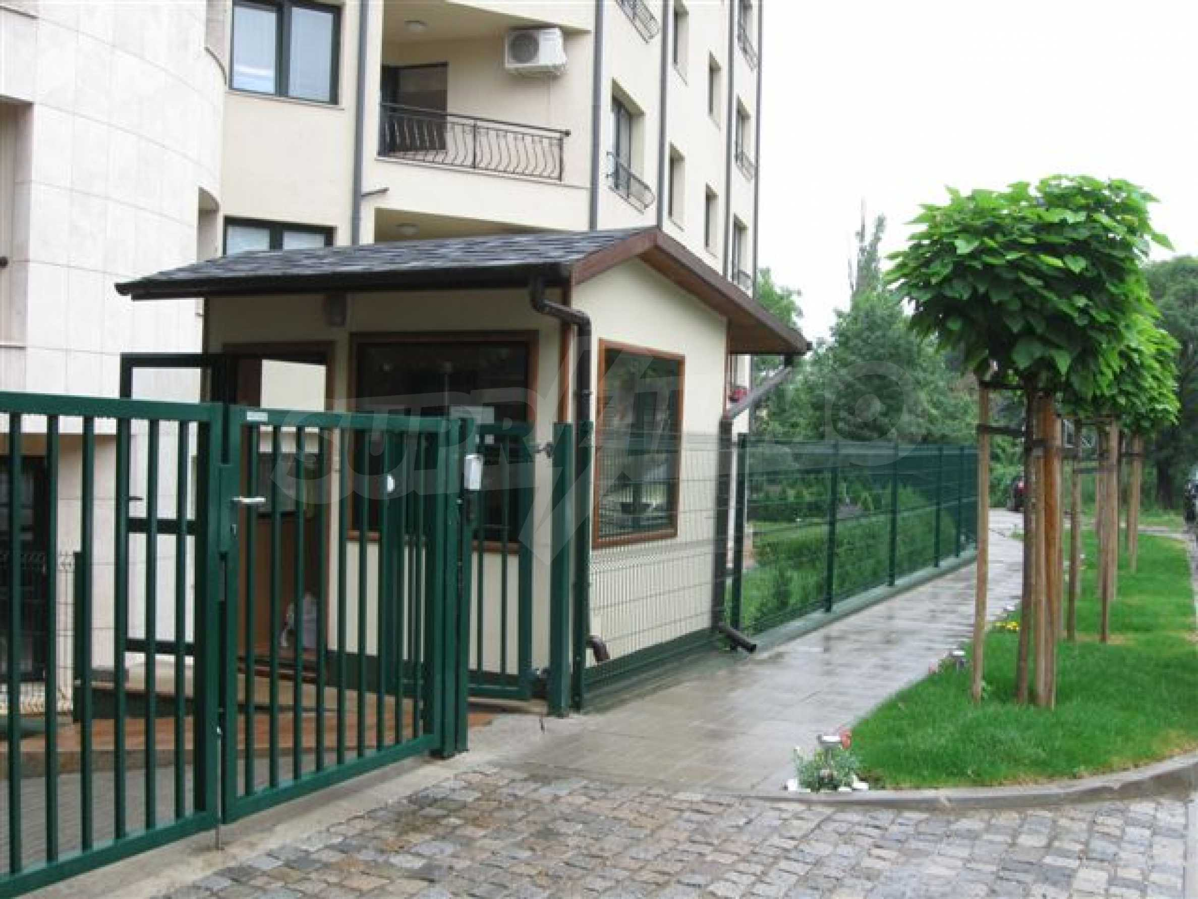 Vitosha Palastkomplex