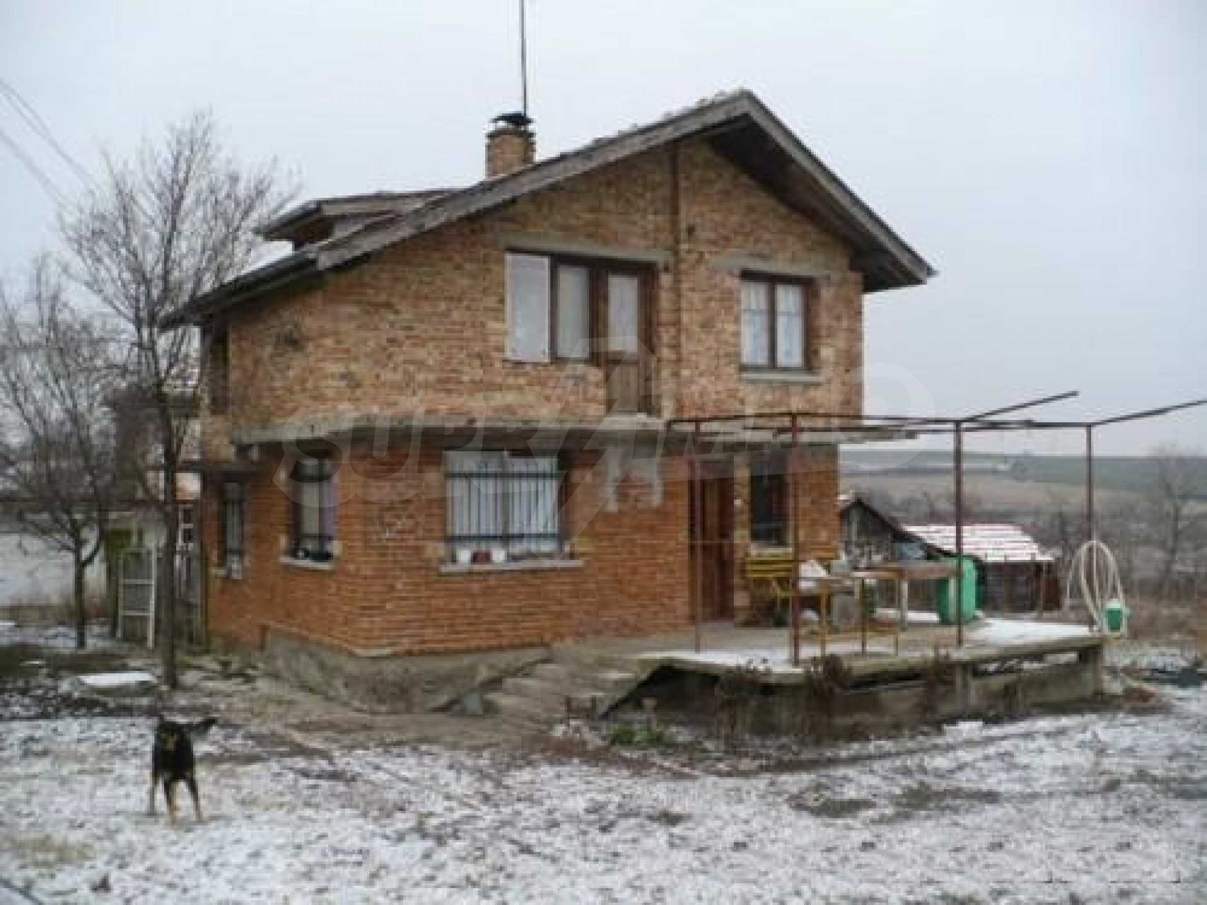 Two-storey house near Bourgas