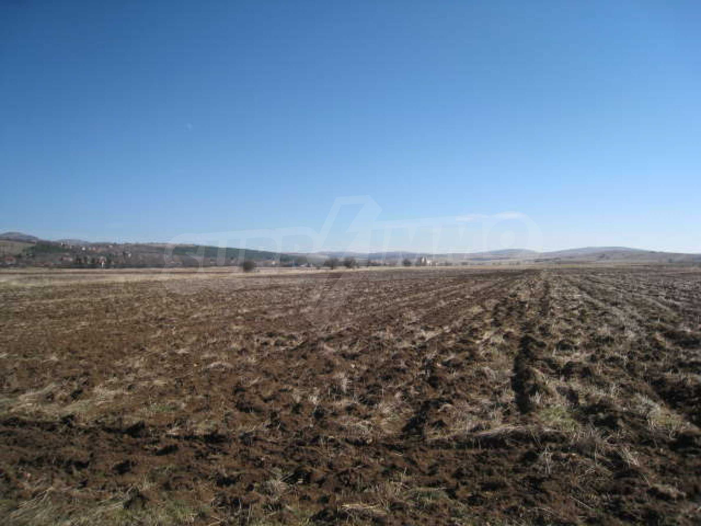 Large plot of agricultural land 9