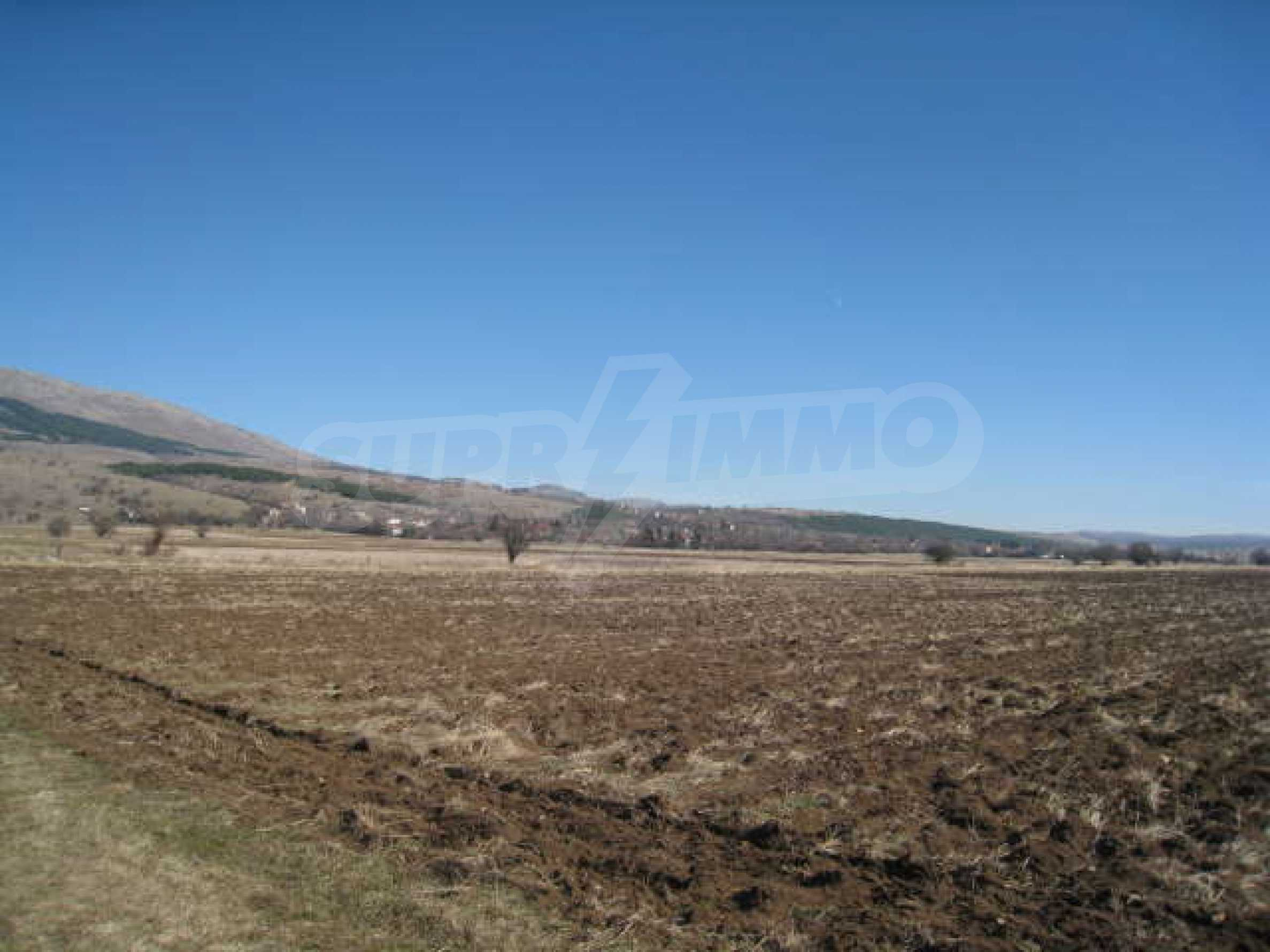 Large plot of agricultural land 8