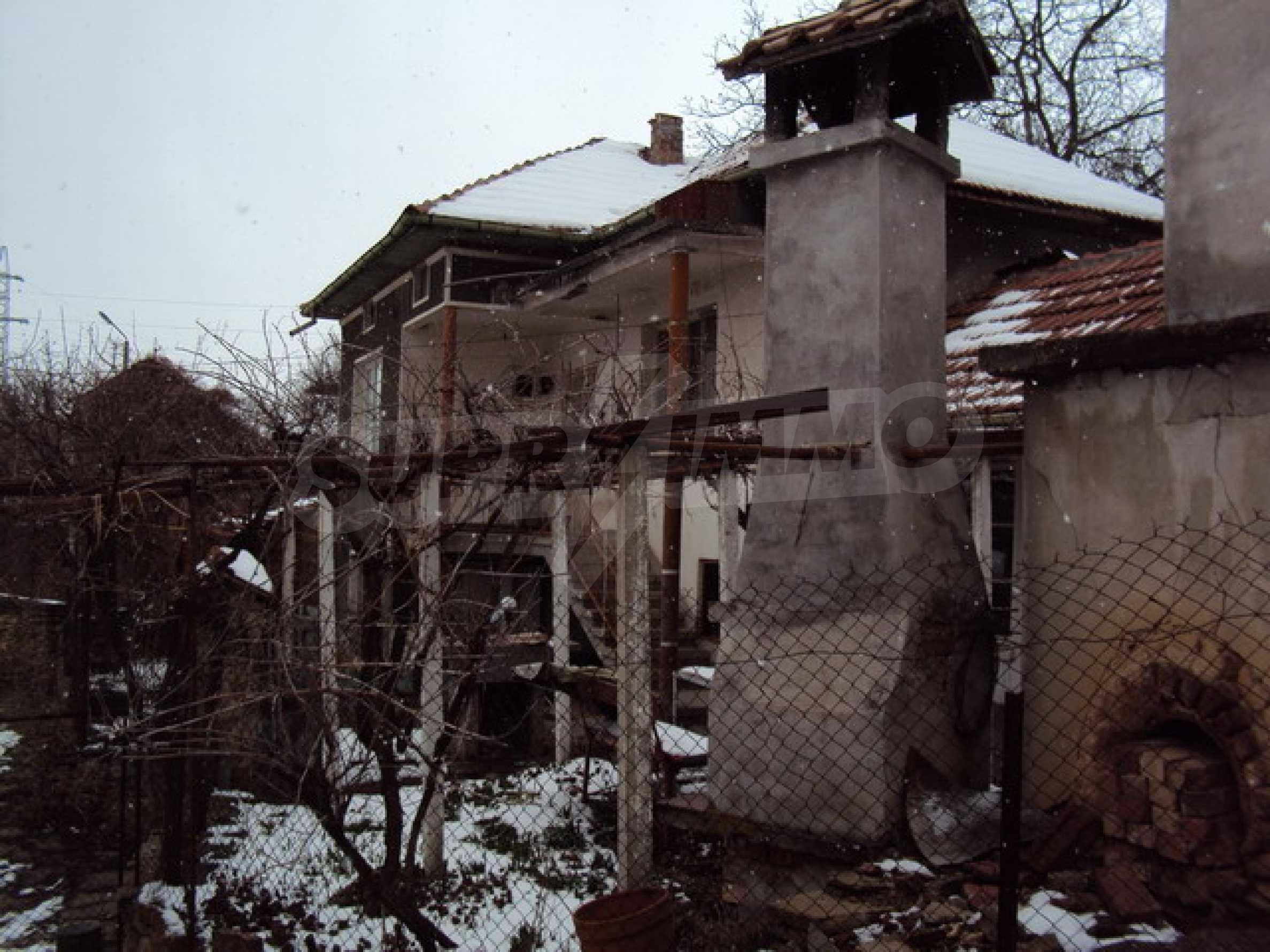 Типичный болгарский дом 16