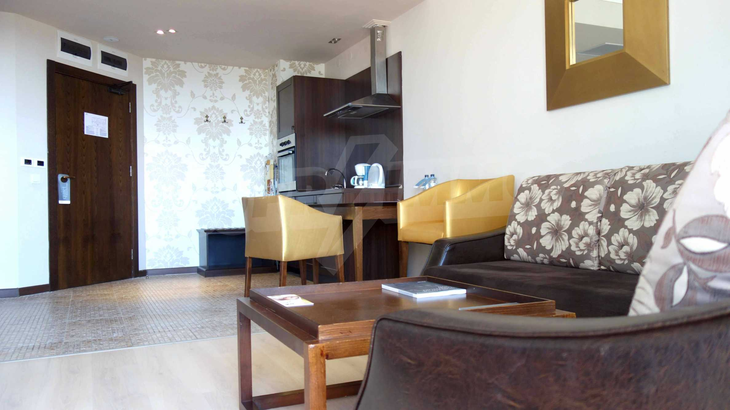 One-bedroom apartment in Royal Beach Barcelo 1