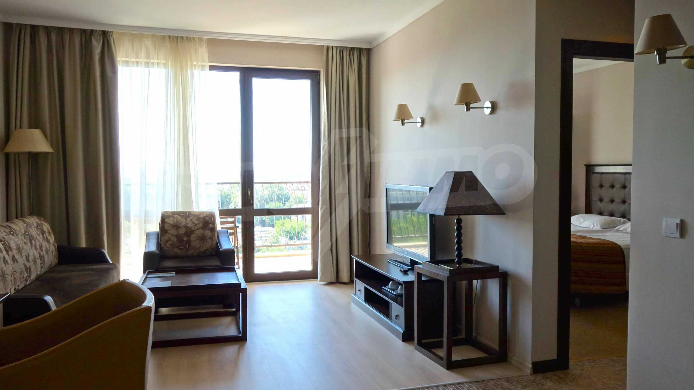 One-bedroom apartment in Royal Beach Barcelo 2