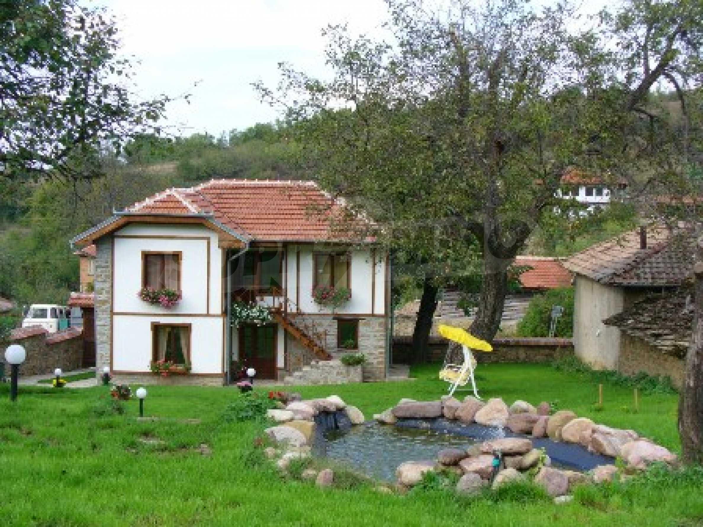 Красива, ремонтирана къща, близо до Велико Търново