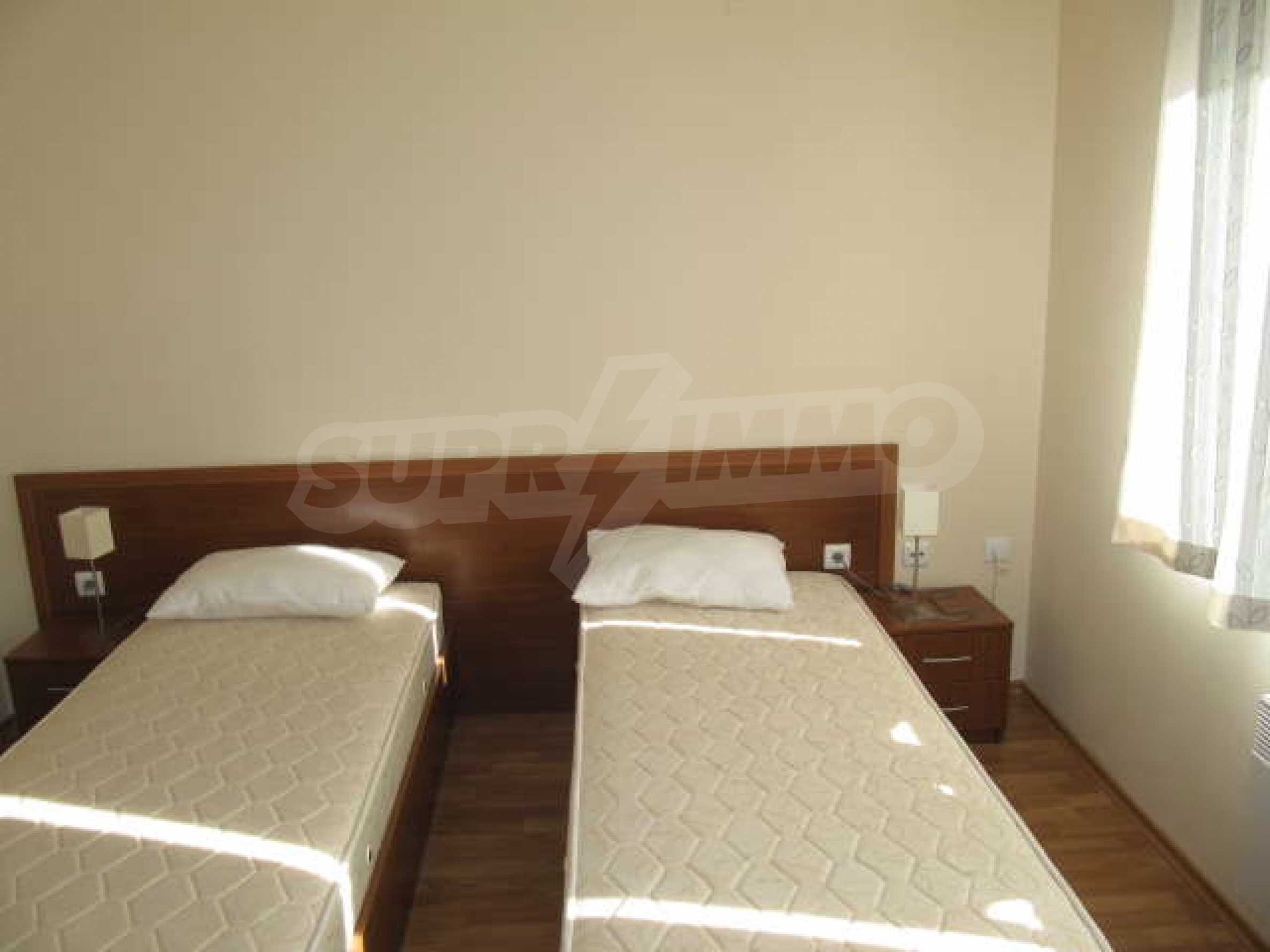 Fully furnished and equipped apartment in Lucky Pamporovo Complex 4