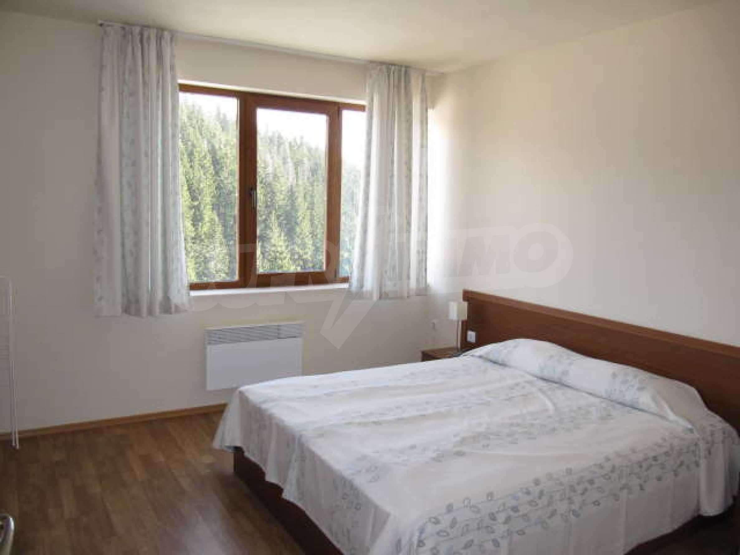 Fully furnished and equipped apartment in Lucky Pamporovo Complex 8