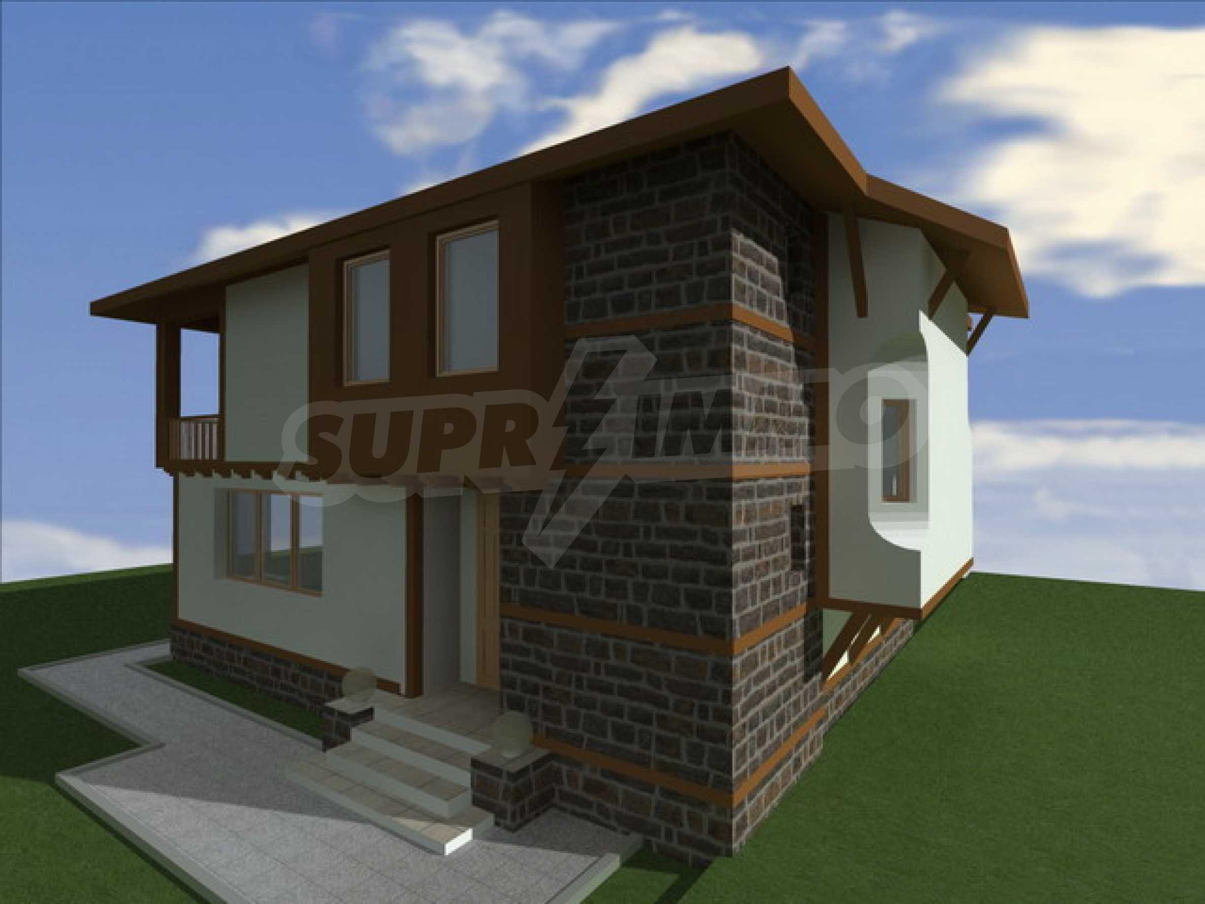 Land for sale close to Veliko Tarnovo 1