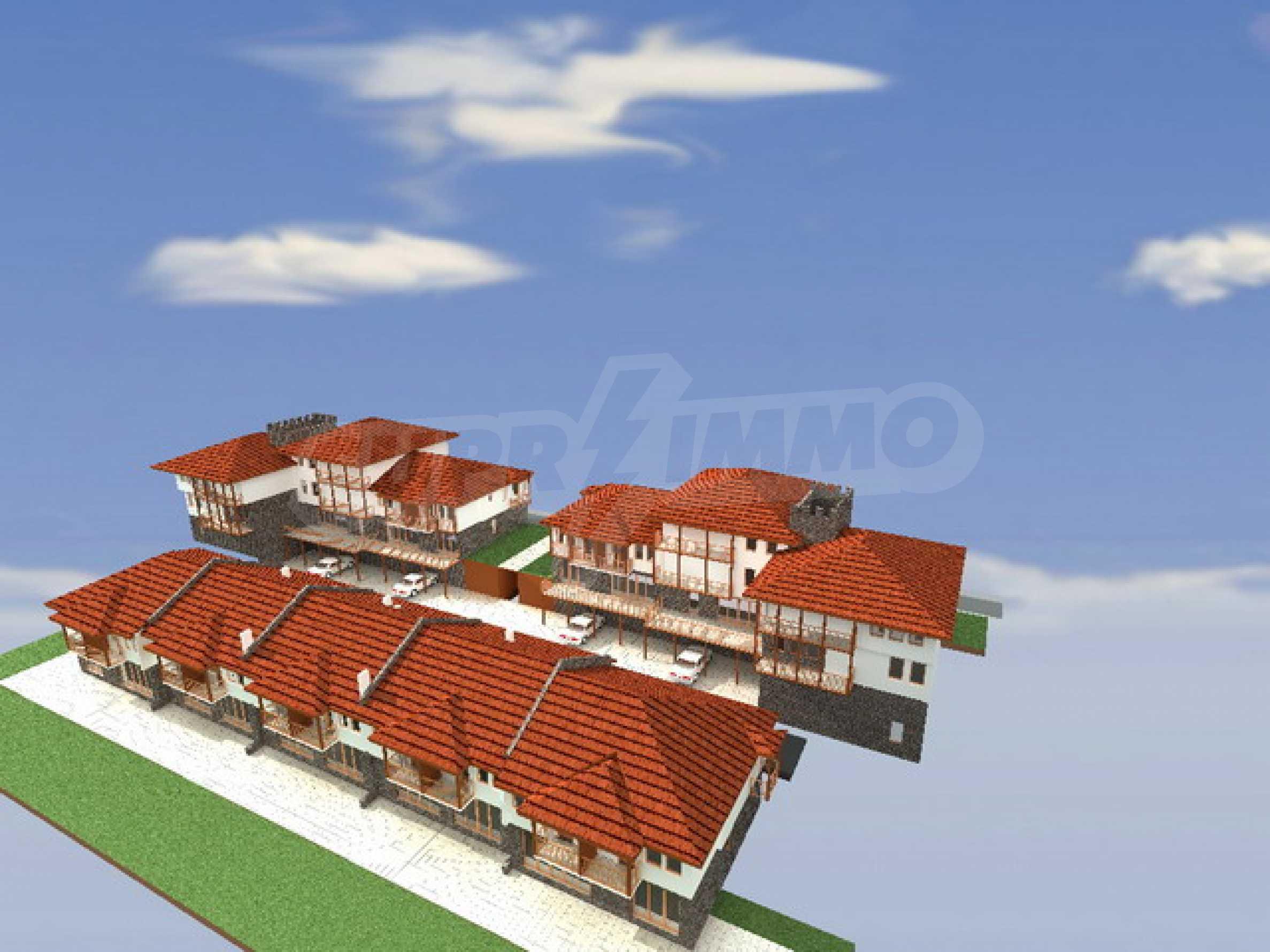 Grundstück in der Stadt Debelets 2