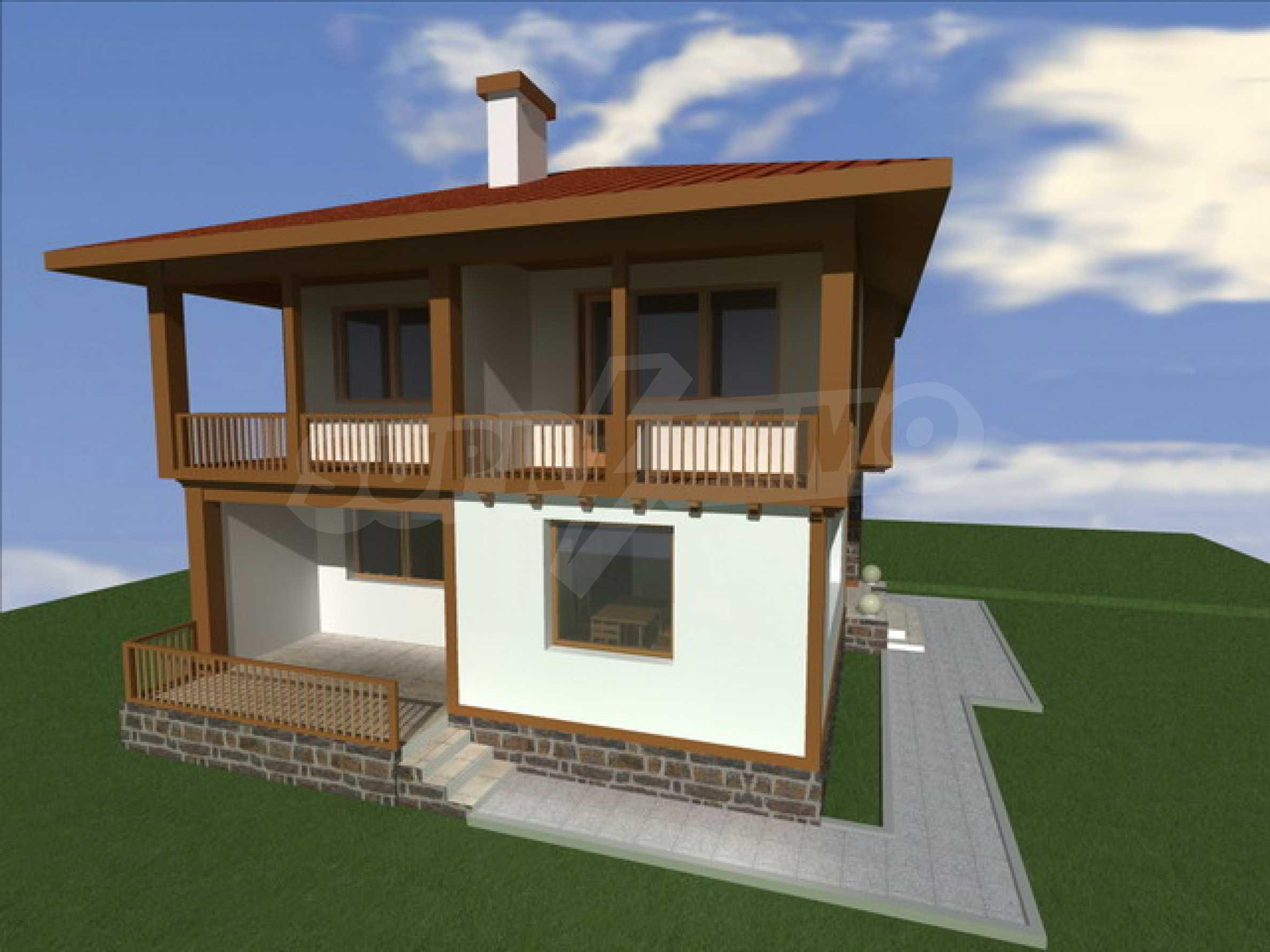 Land for sale close to Veliko Tarnovo 3