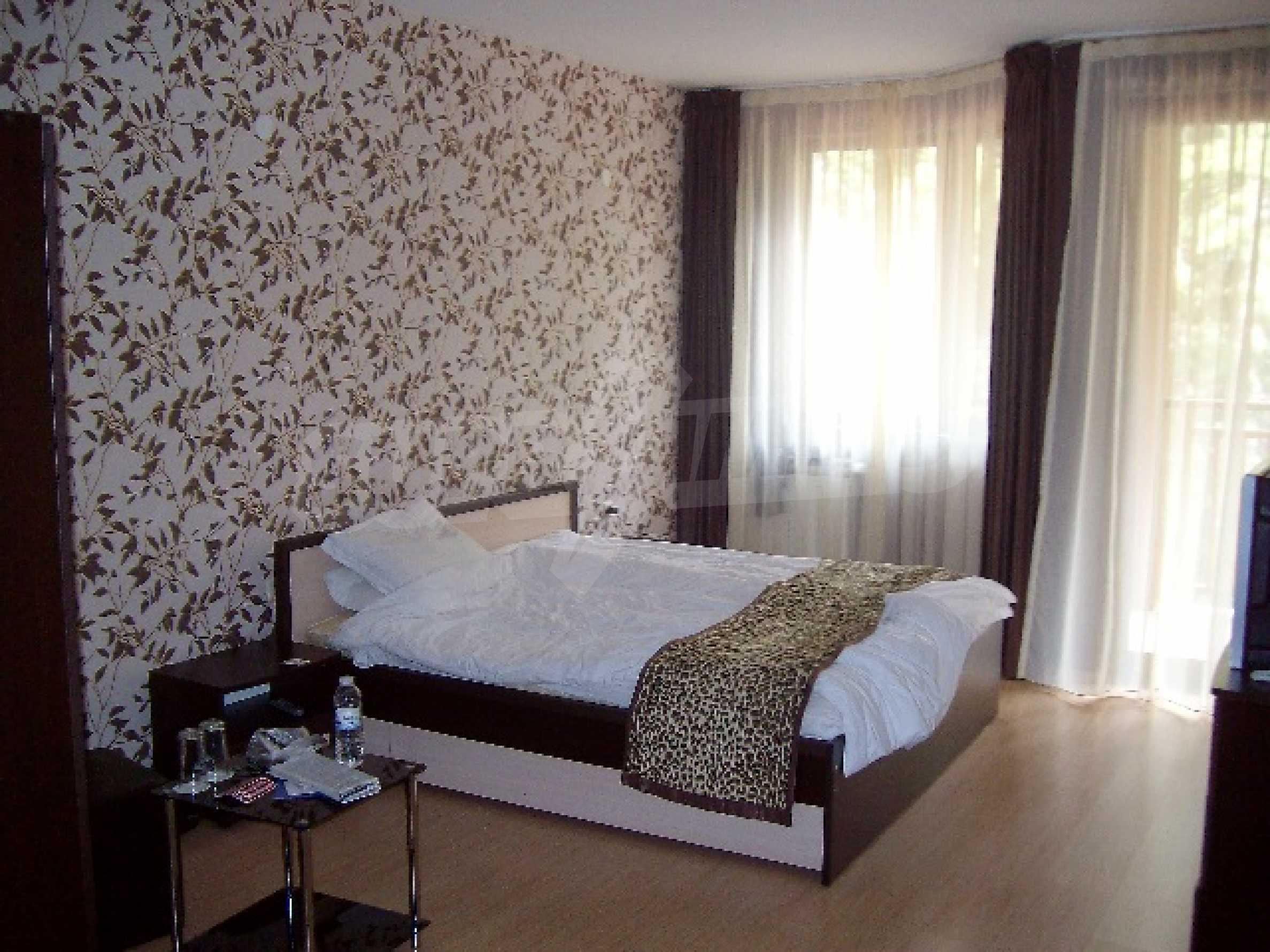 Студия в отеле Айсберг, Боровец 15