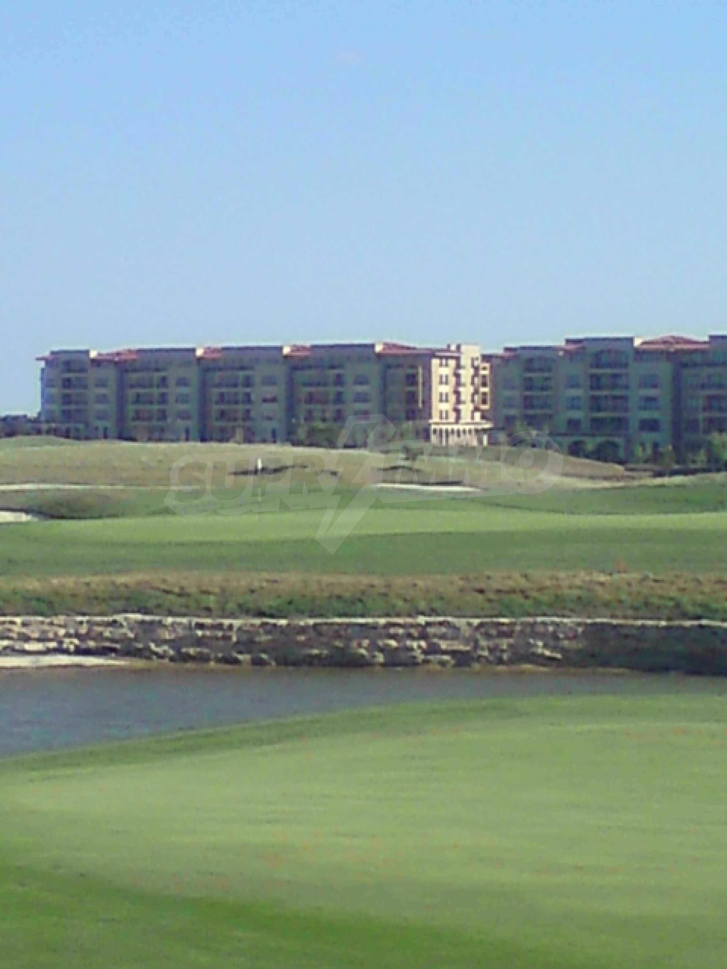 1-bed penthouse apartment in Lighhouse Golf Resort  3