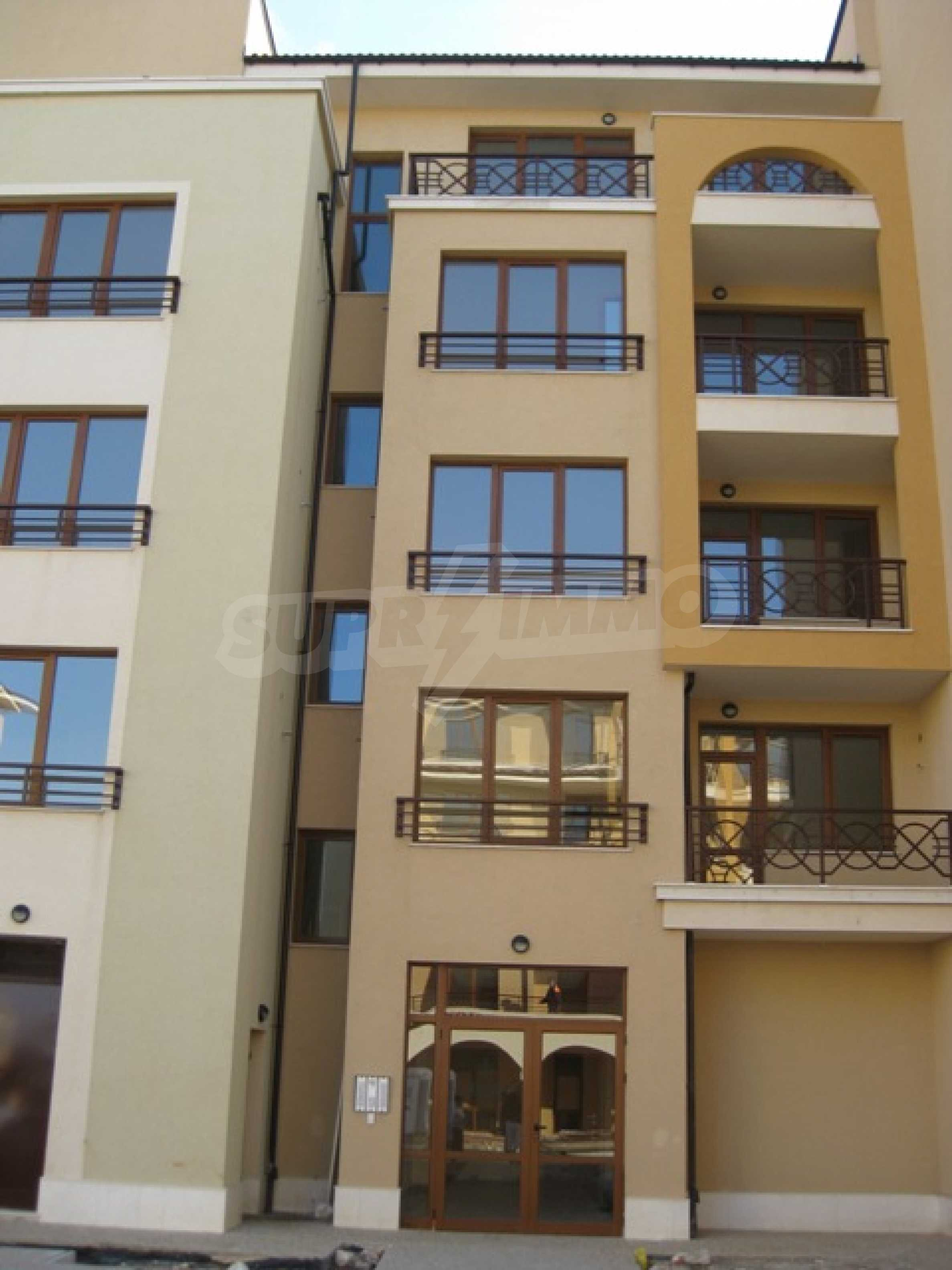 1-bed penthouse apartment in Lighhouse Golf Resort  5