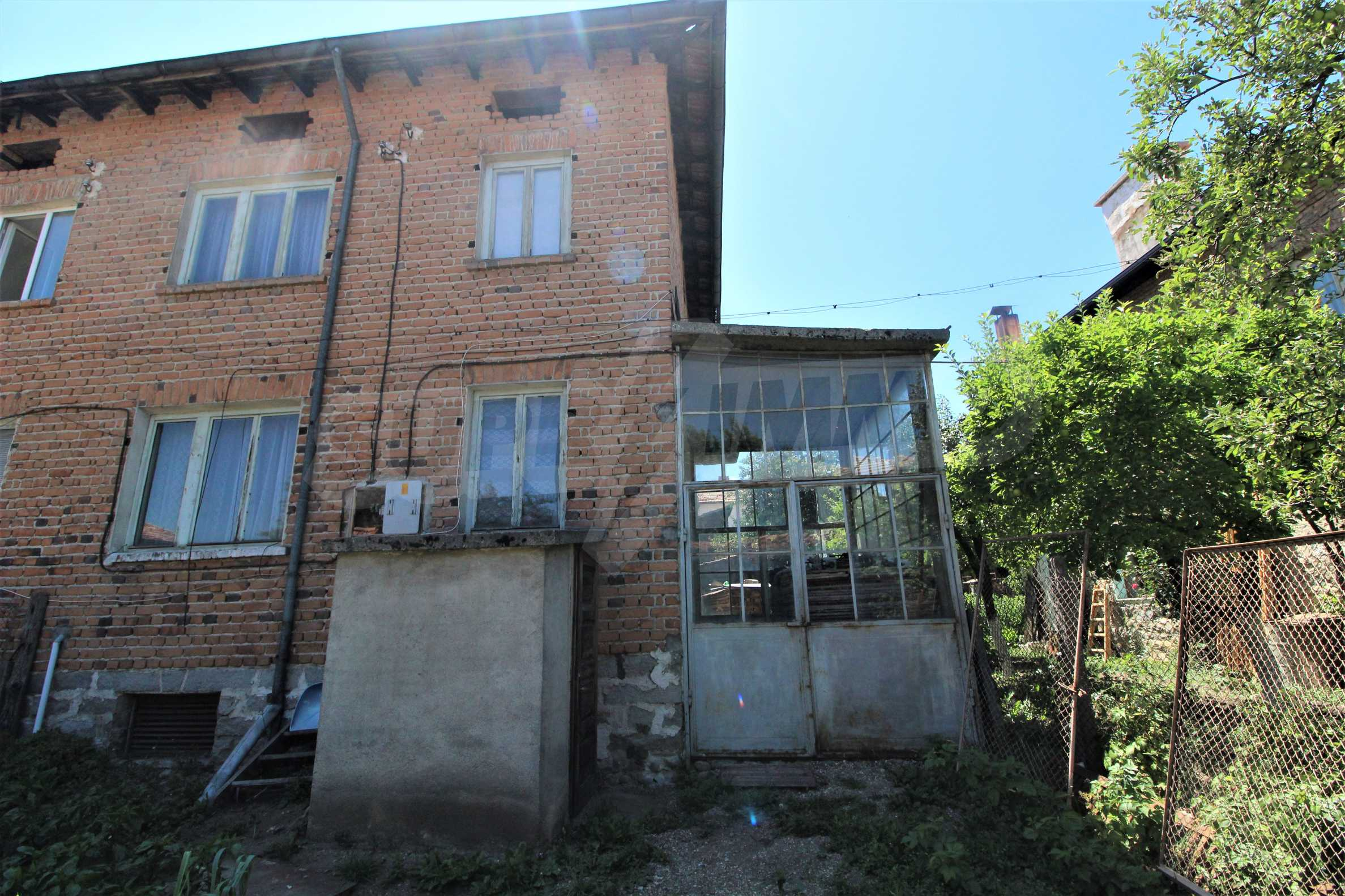 Two-storey house in the center of Bansko