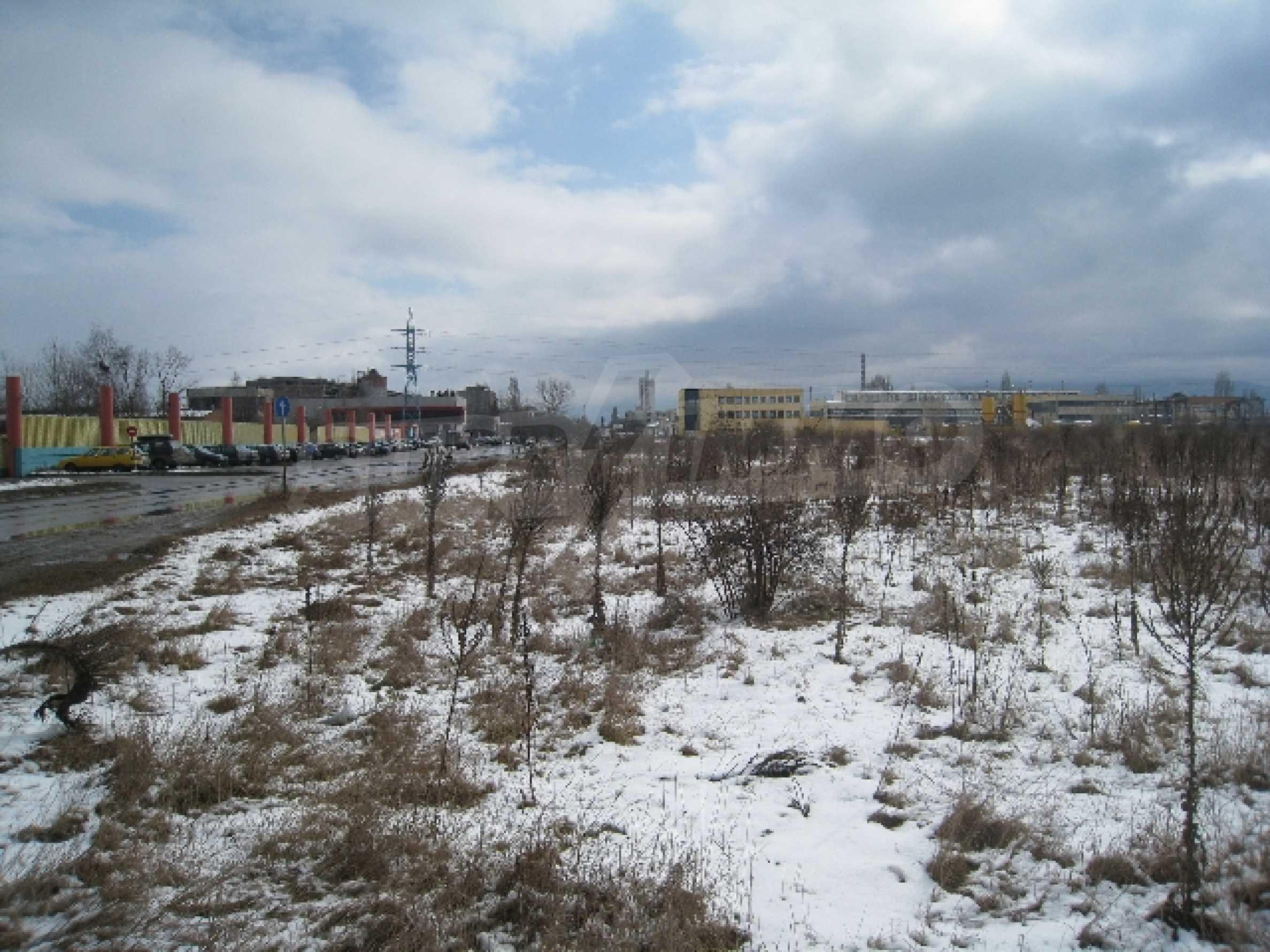 Development land near the Airport 2