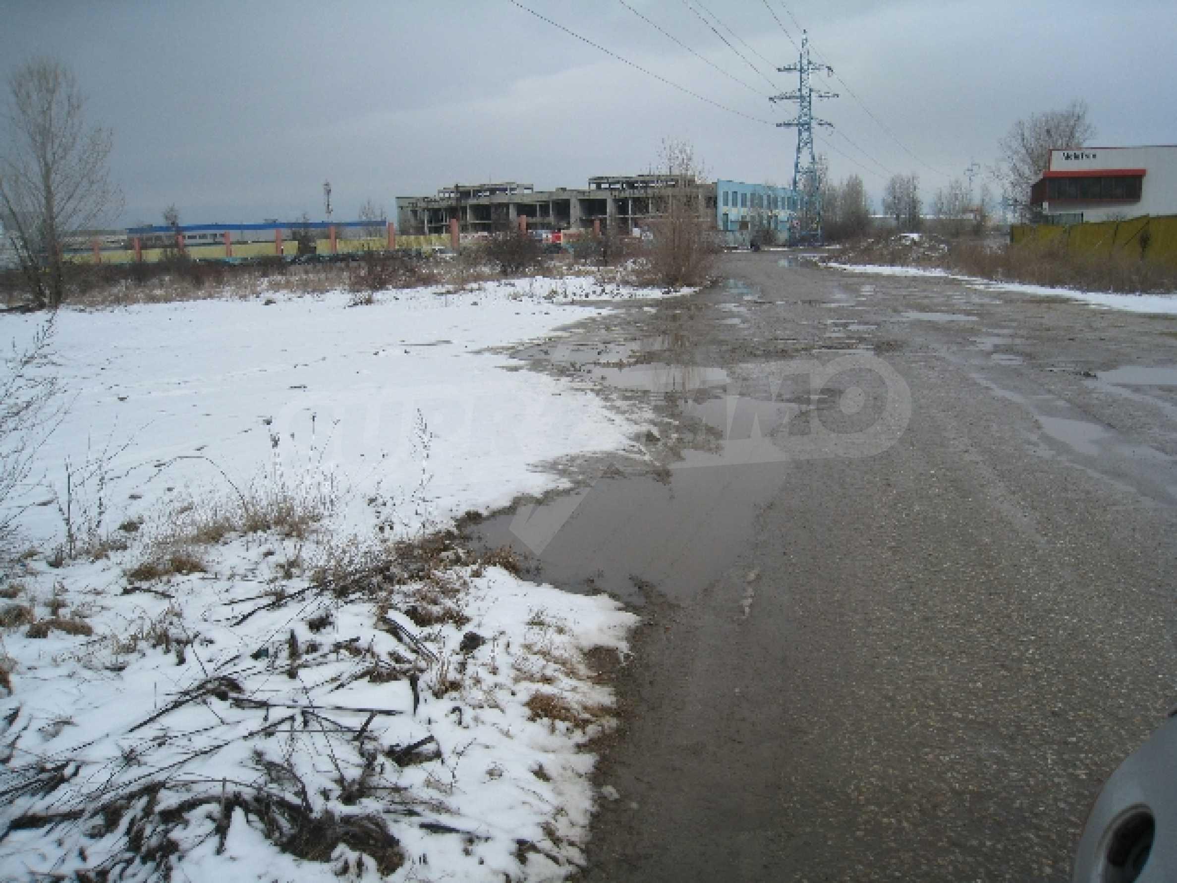 Development land near the Airport 3