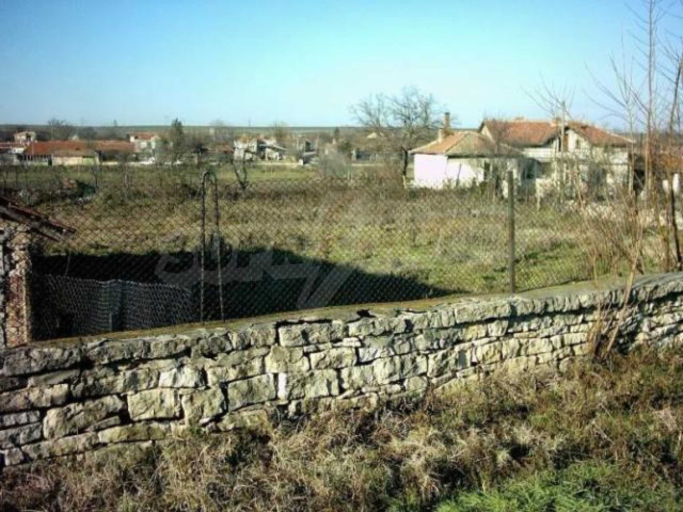 Regulated plot in the village of Gabarnitsa