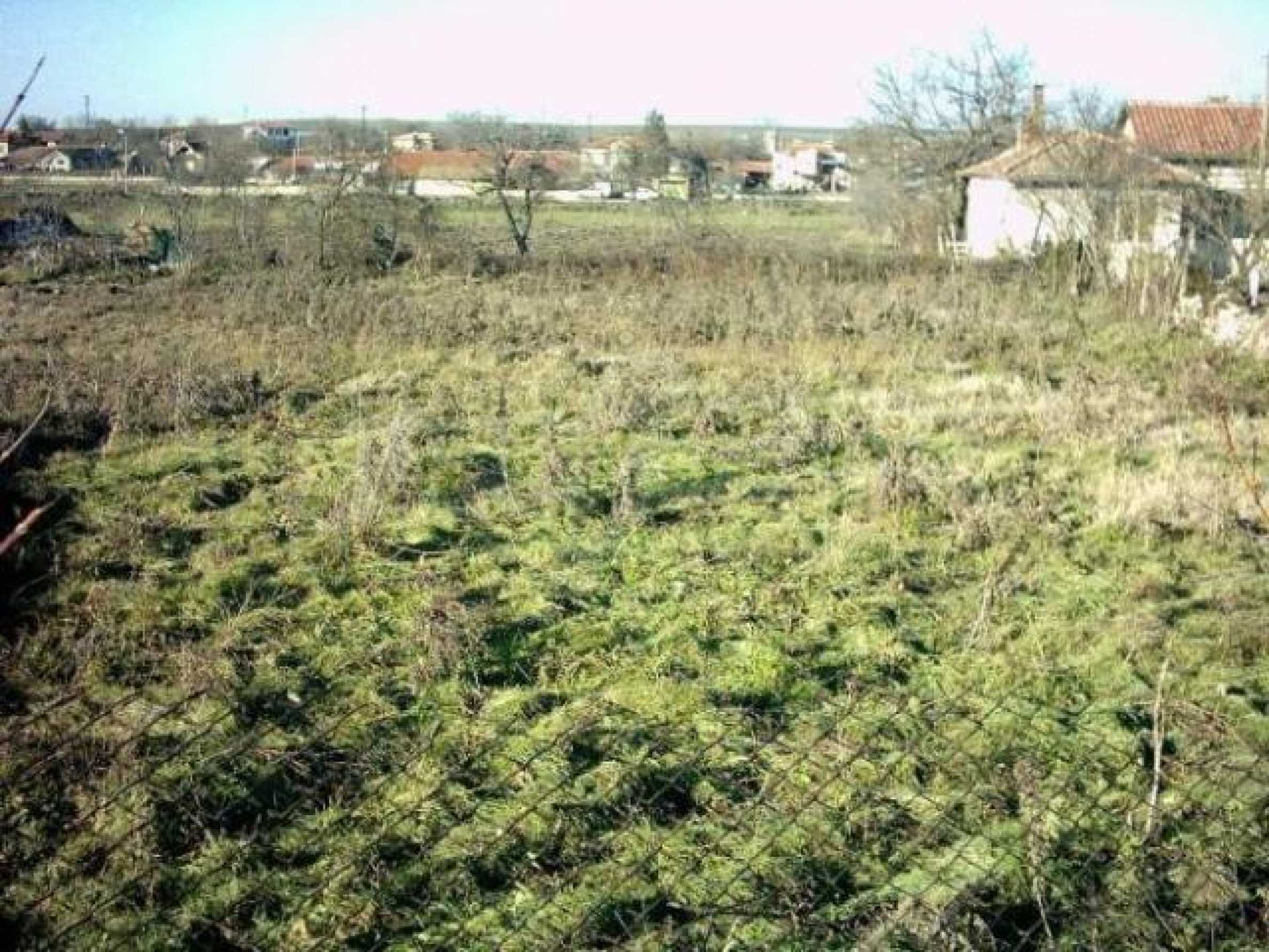 Regulated plot in the village of Gabarnitsa 1