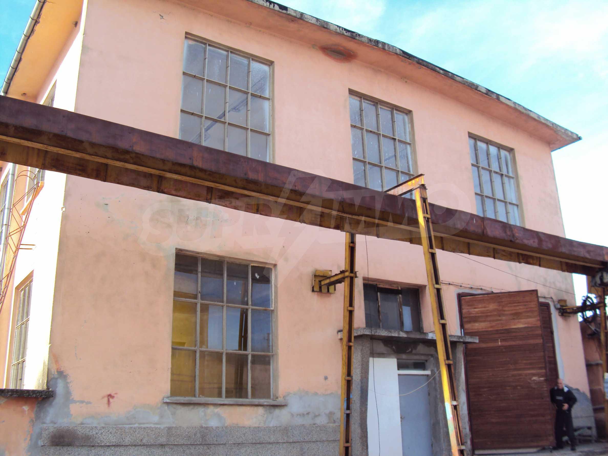 Factory for sale near Veliko Tarnovo 28